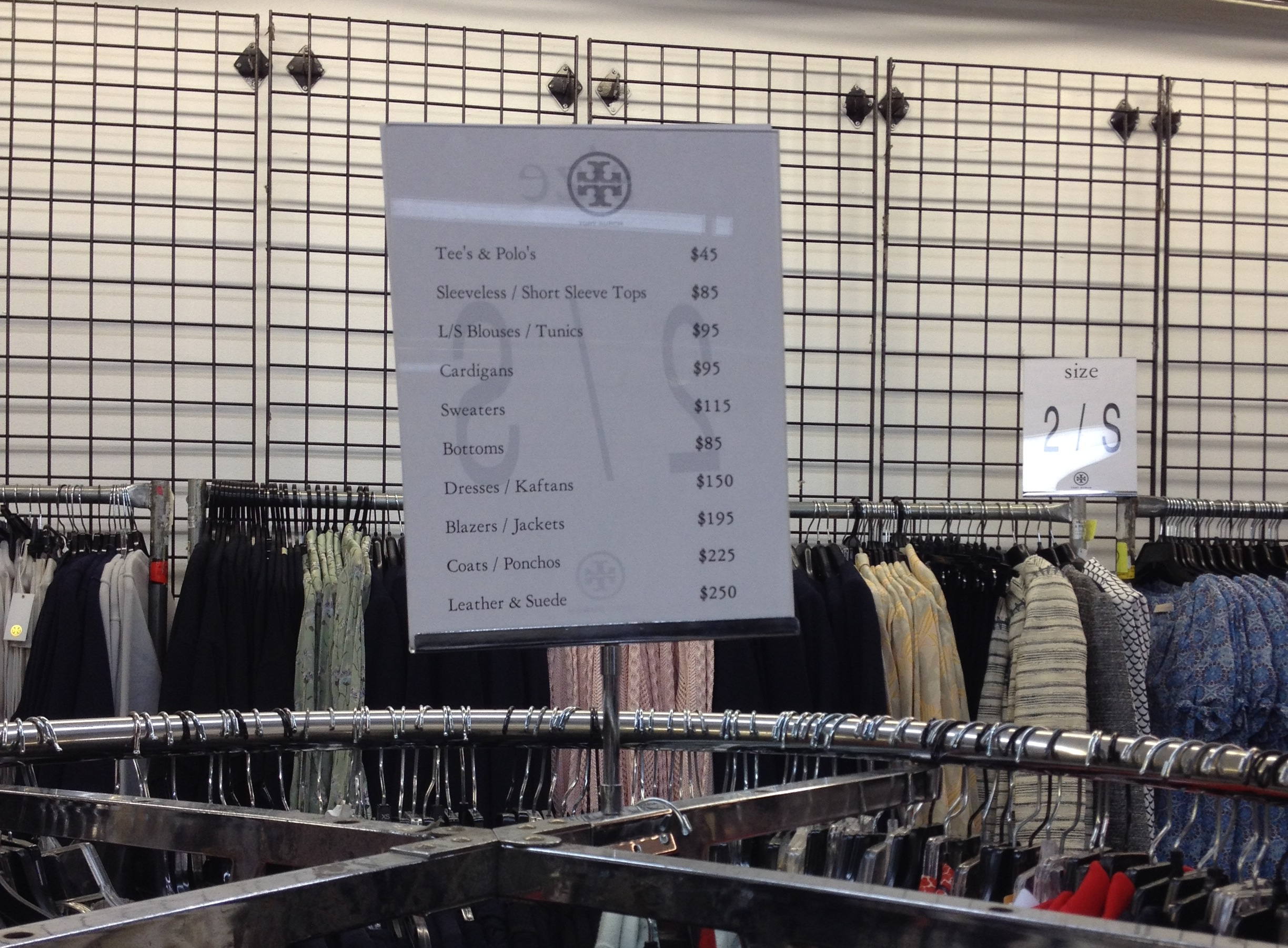 the tory burch sample sale opened early heres the price list - Bcbg Sample Sale