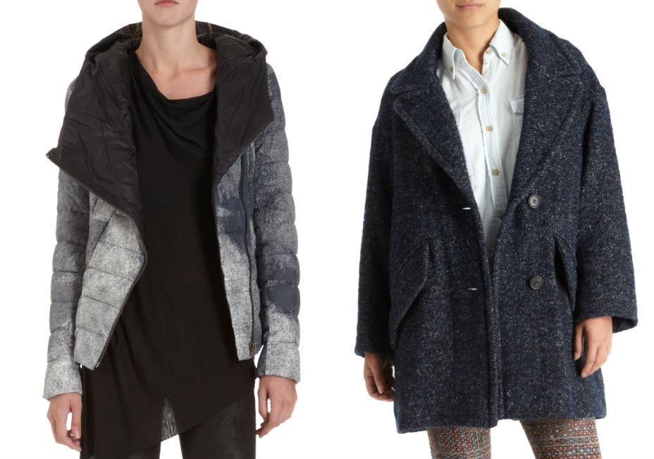 Twenty Places to Shop for Winter Coats in New York City