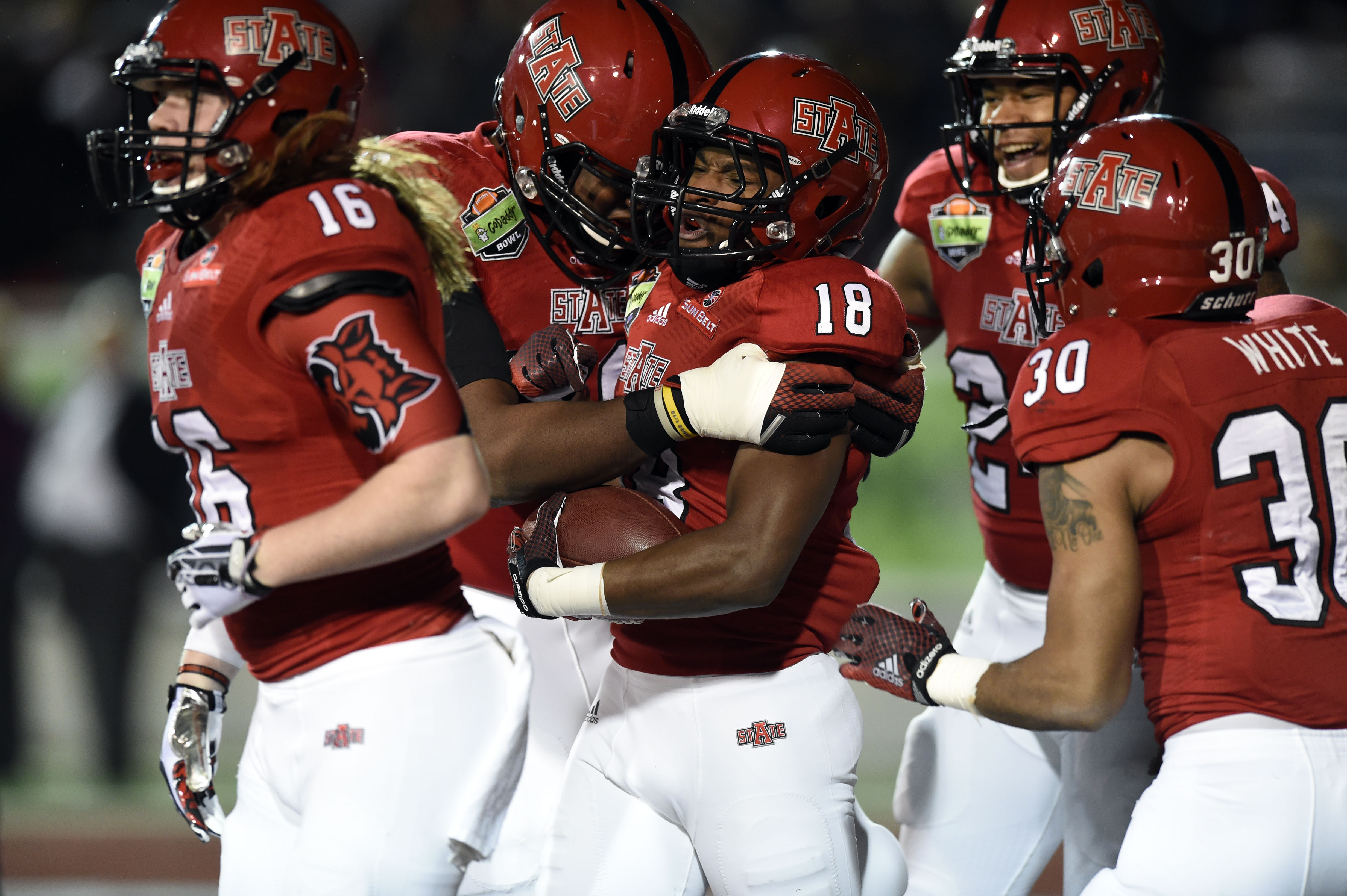 The Big 2015 Arkansas State Football Guide Red Wolves Finally Kept