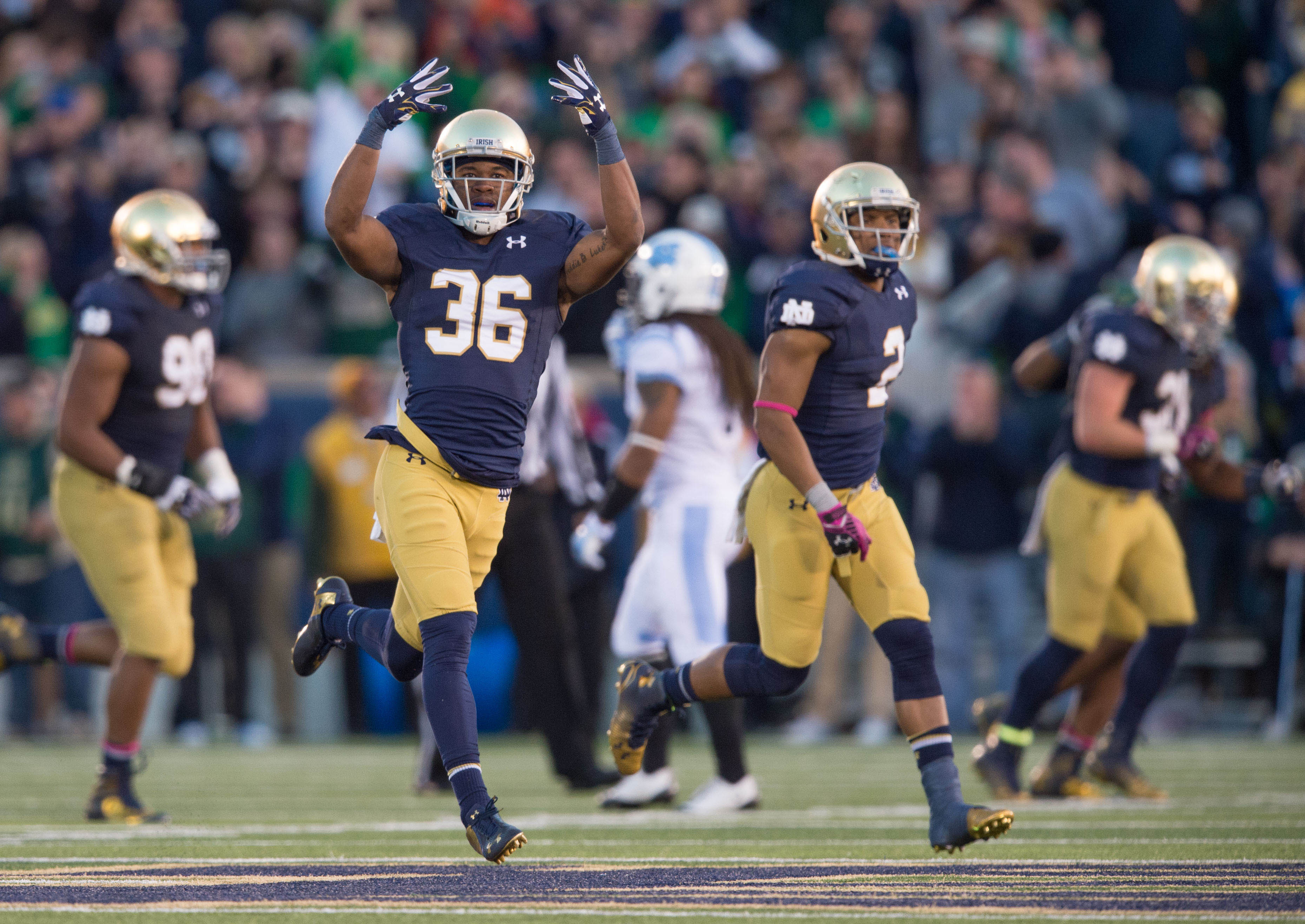 Notre Dame football has no excuse to finish outside the top 20