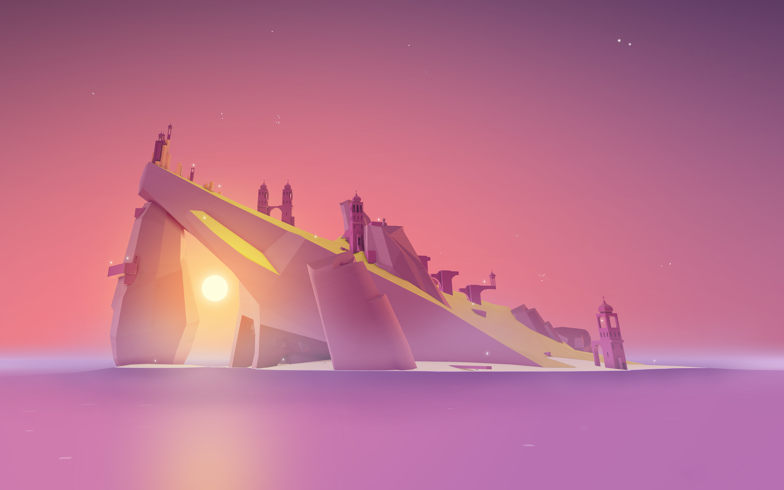 Land S End A Vr Game From The Team Behind Monument Valley