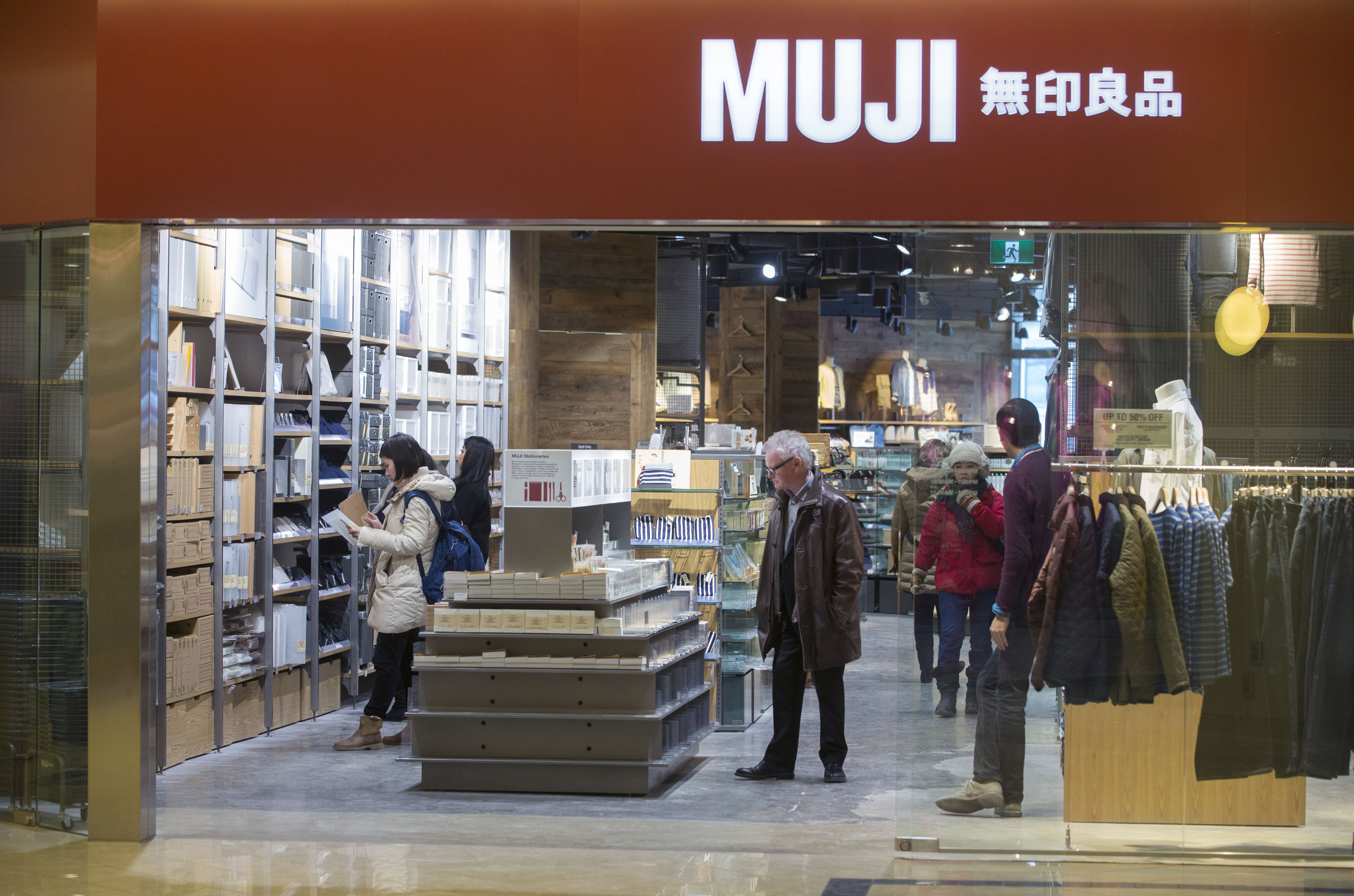 Soho Muji 28 Images Soho Muji Meets Idee