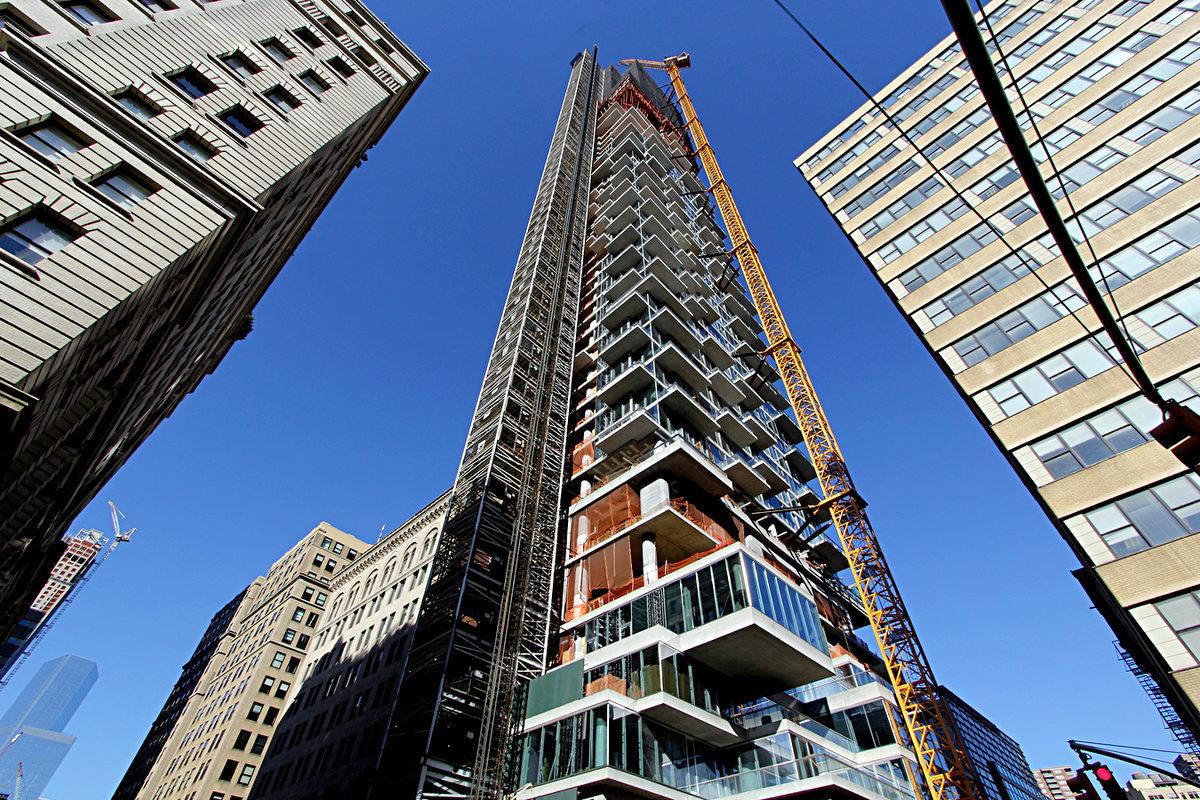 Leonard Building New York