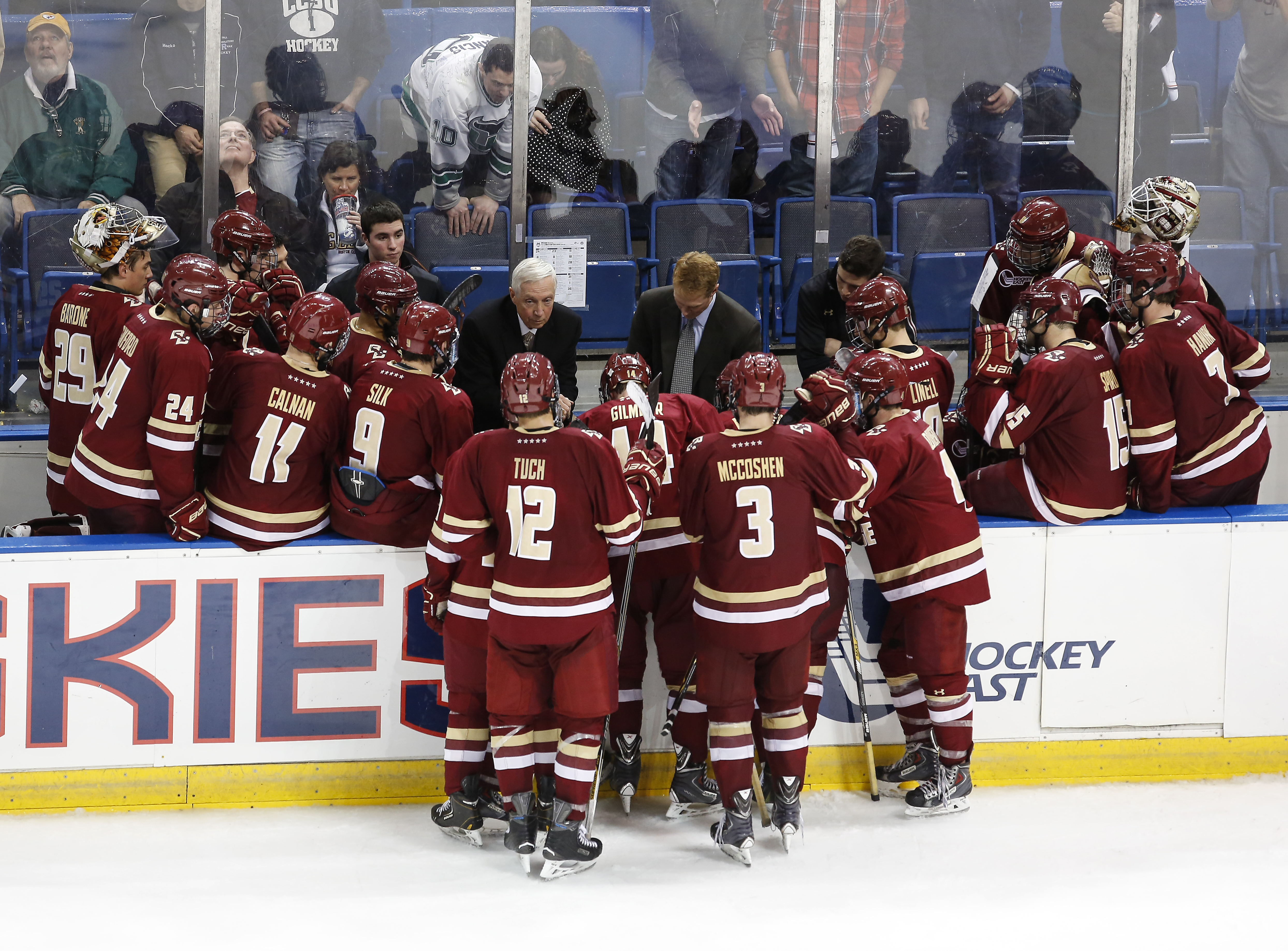 Hockey East: Second Half Hockey East Preview And Storylines