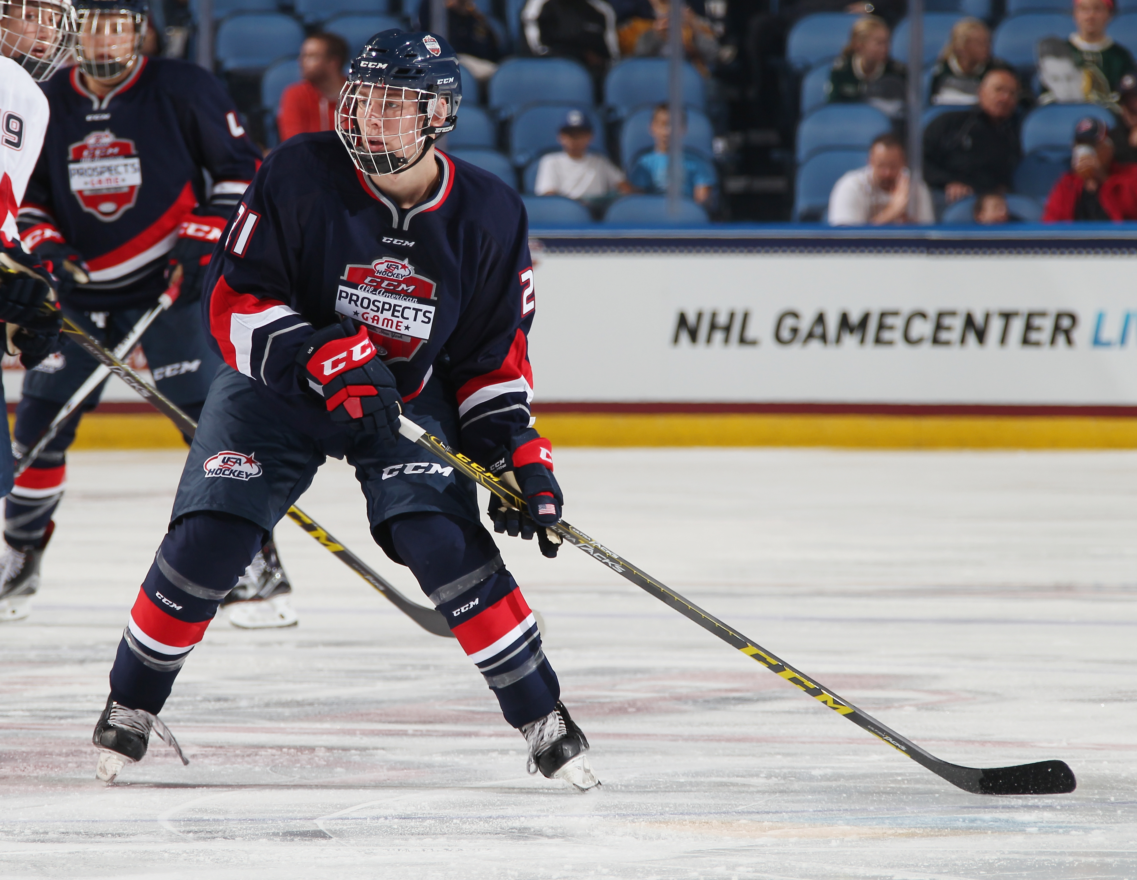 USHL: 2016 League/NHL Top Prospects Game