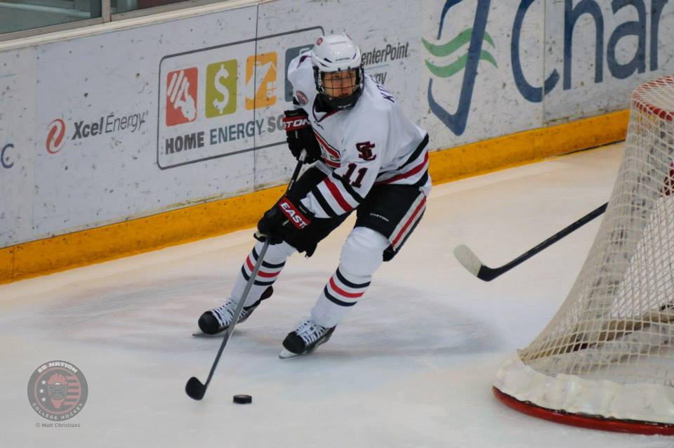 NCHC: St. Cloud State Offense Keeps Rolling With 7-3 Win, Sweep Of Western Michigan