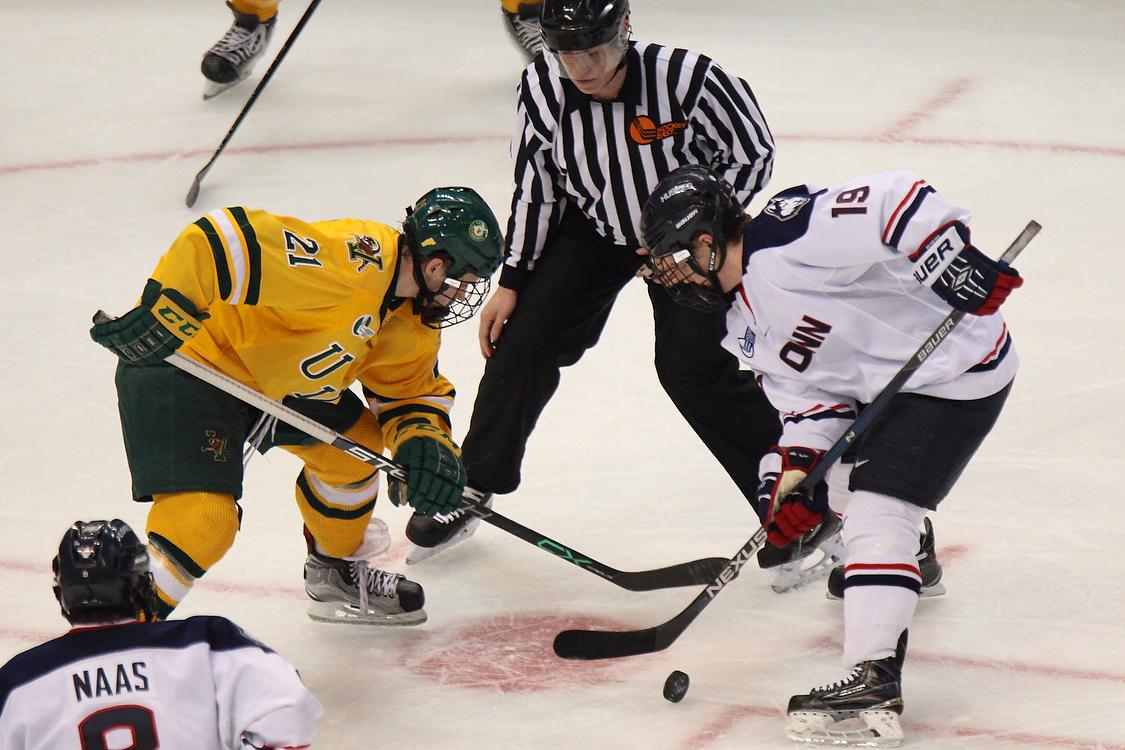 Hockey East: UConn - Huskies Looking To Host Hockey East Opening Series