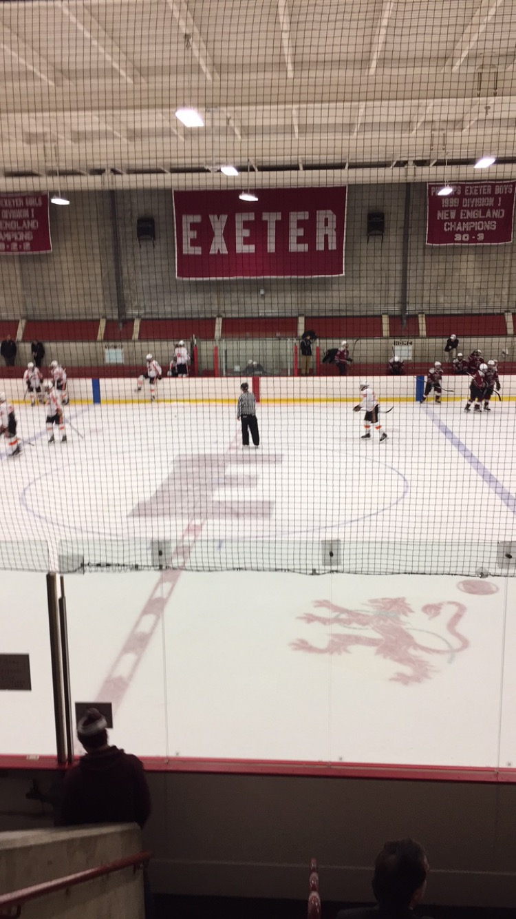 NH H.S.: Prep Game Report - Kimball Union 8, Phillips Exeter 3