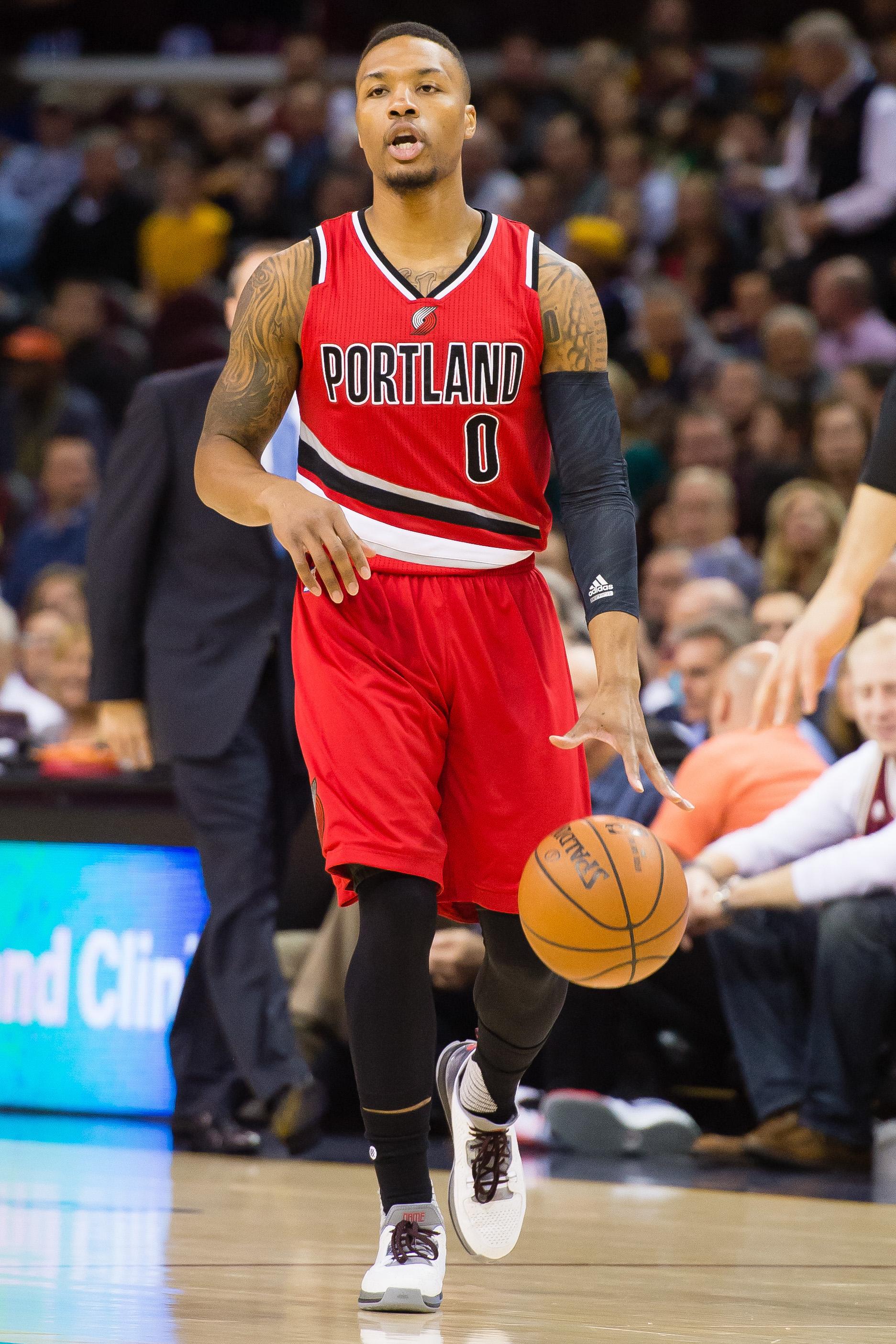 Damian Lillard is the biggest NBA All-Star snub 9b4d453dbb
