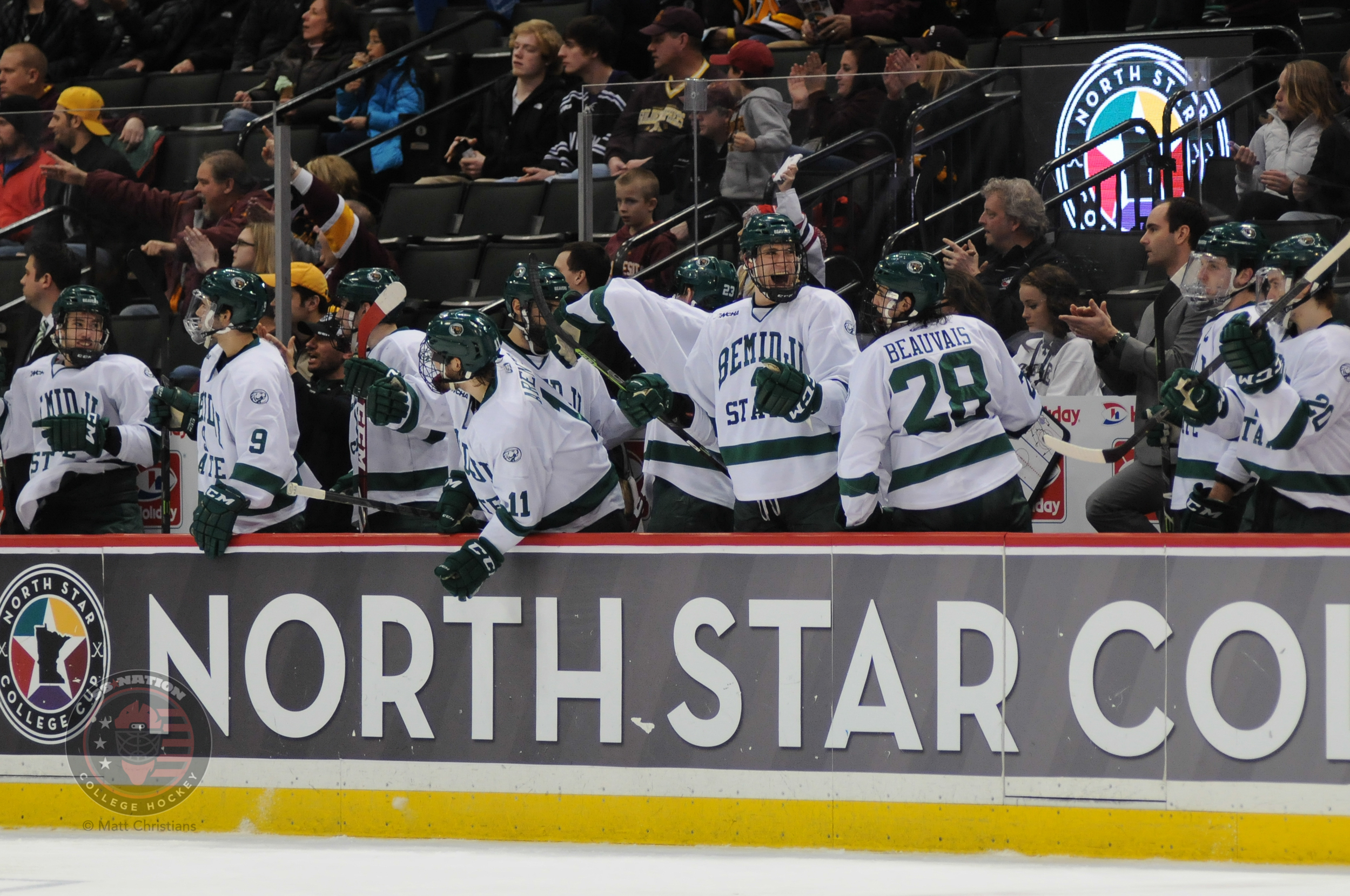 NCAA: North Star College Cup - Preview