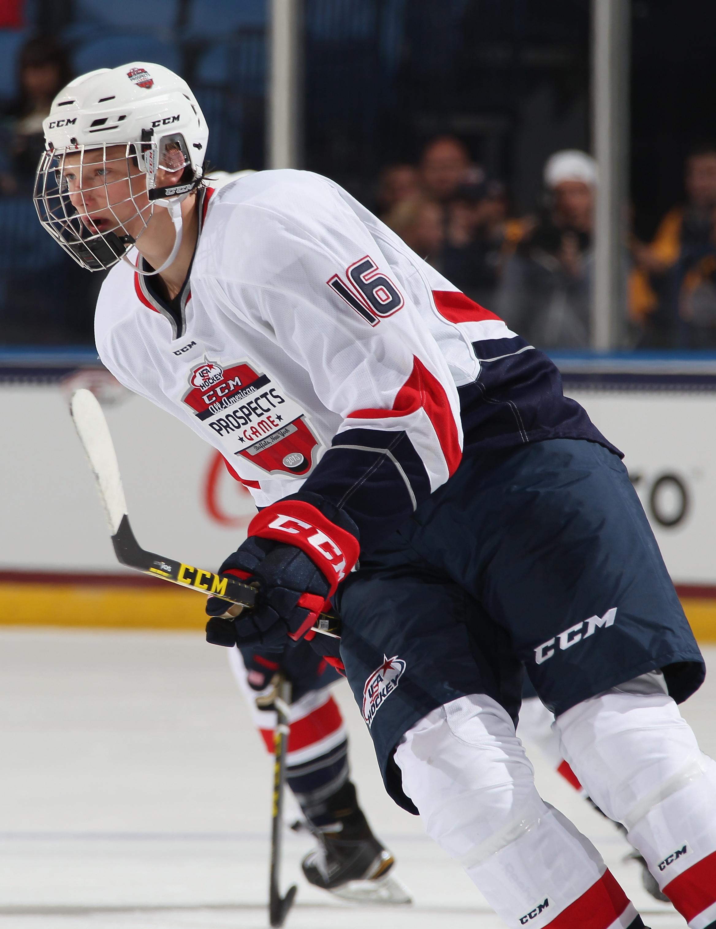 MN H.S.: Riley Tufte Wins Minnesota Mr. Hockey