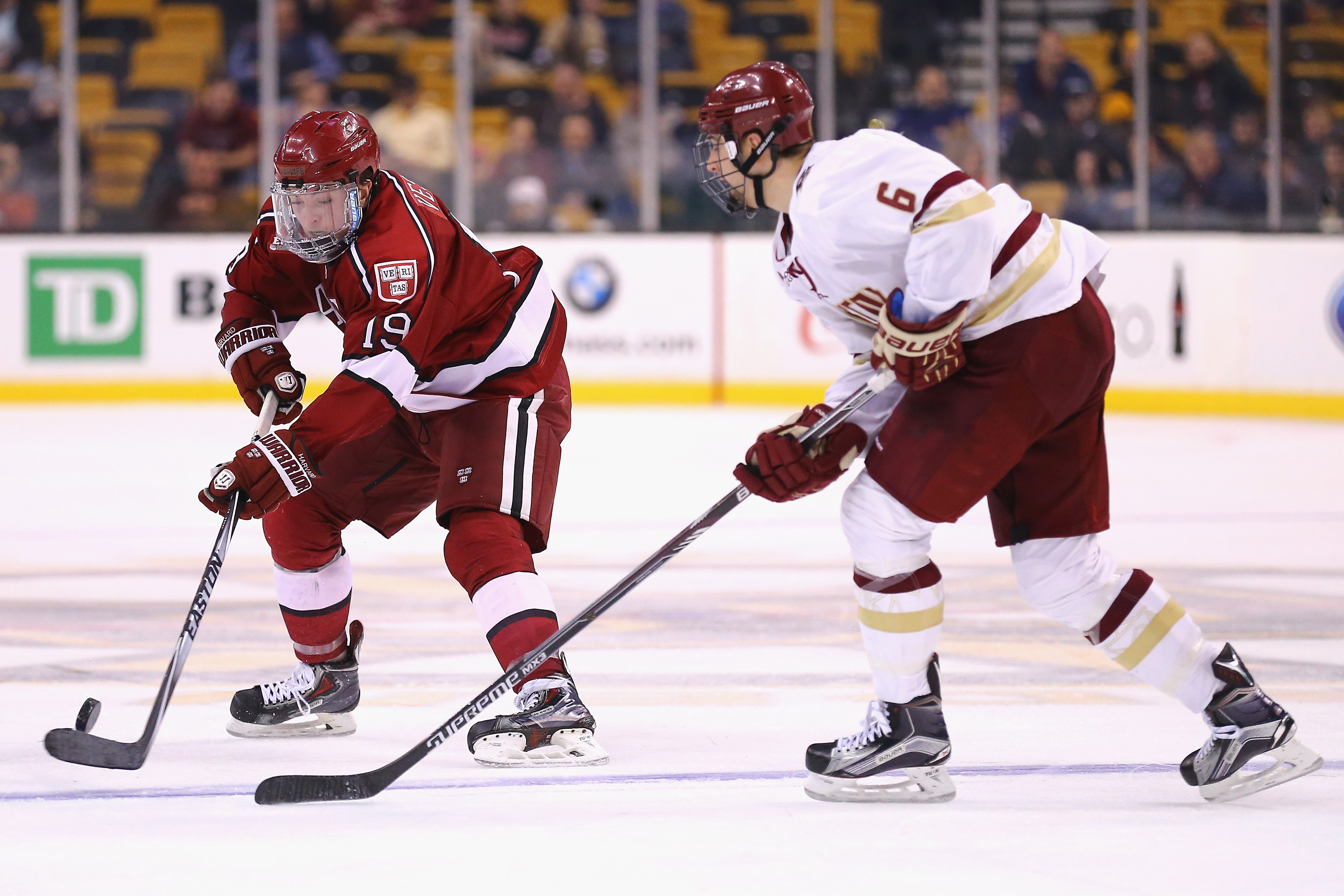 NCAA: Northeast Regional Loaded With NHL Prospects