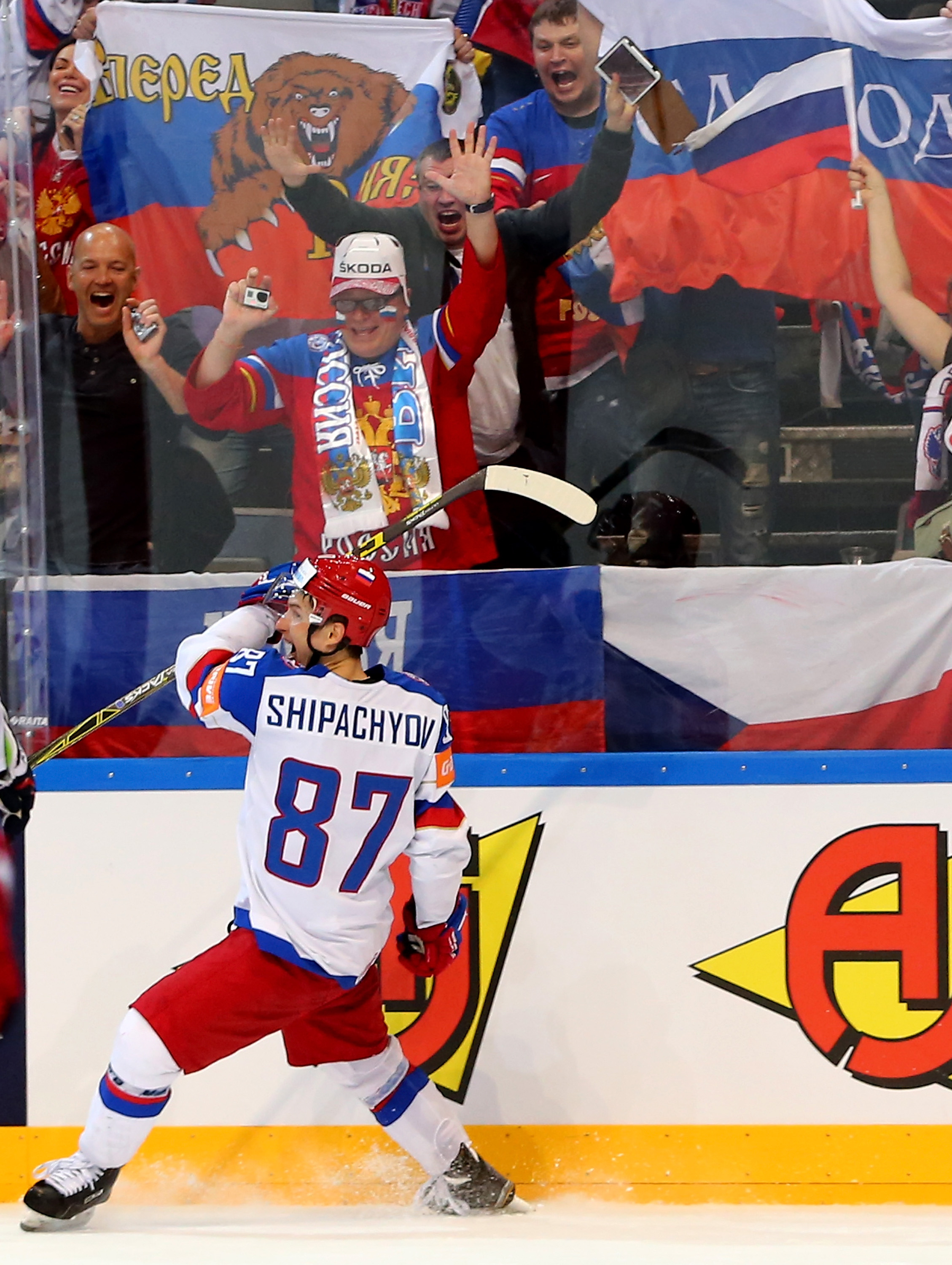 KHL: The Habs Are Reportedly Interested In Signing Russian League Star Vadim Shipachyov
