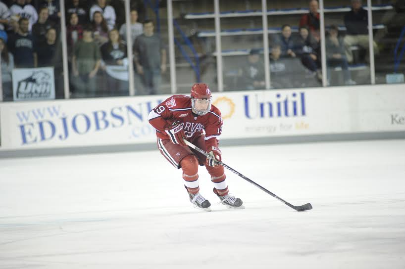 NCAA: Will Jimmy Vesey Sign With Nashville? (video)