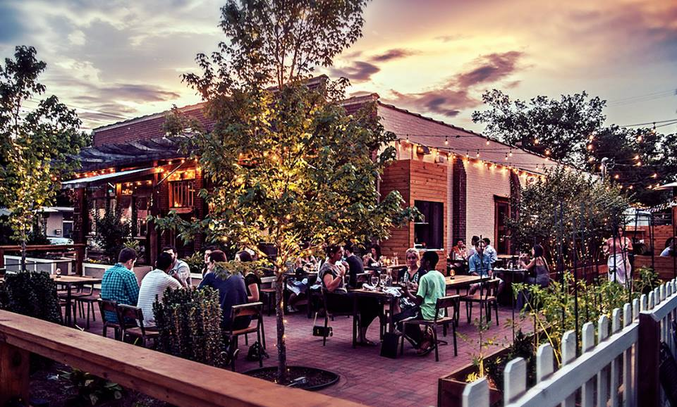 12 nashville restaurants and bars with top shelf patios for Best places for dinner in nashville