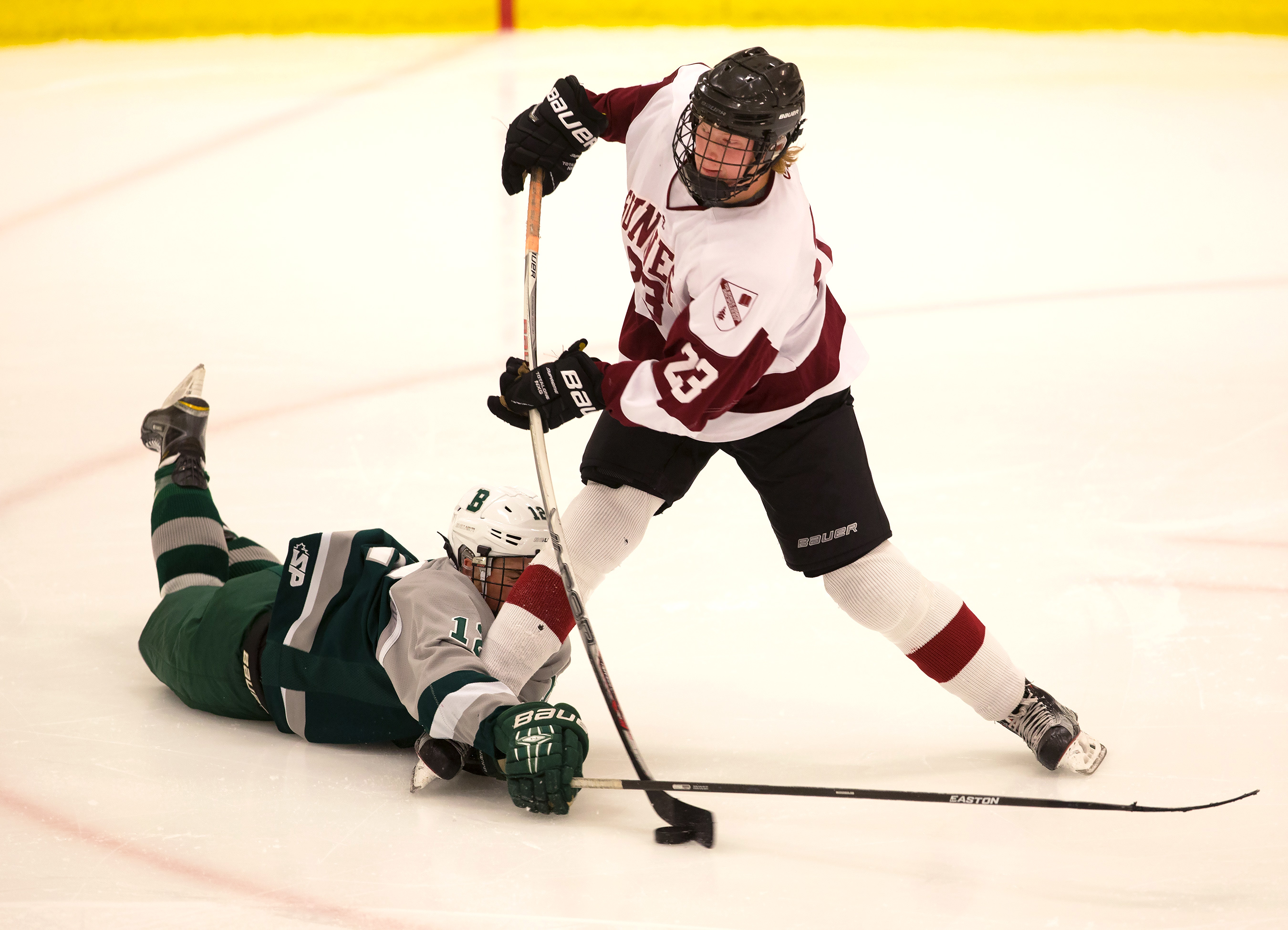 CT H.S.: 2016 NHL Draft Prospect Profile - Gustaf Westlund