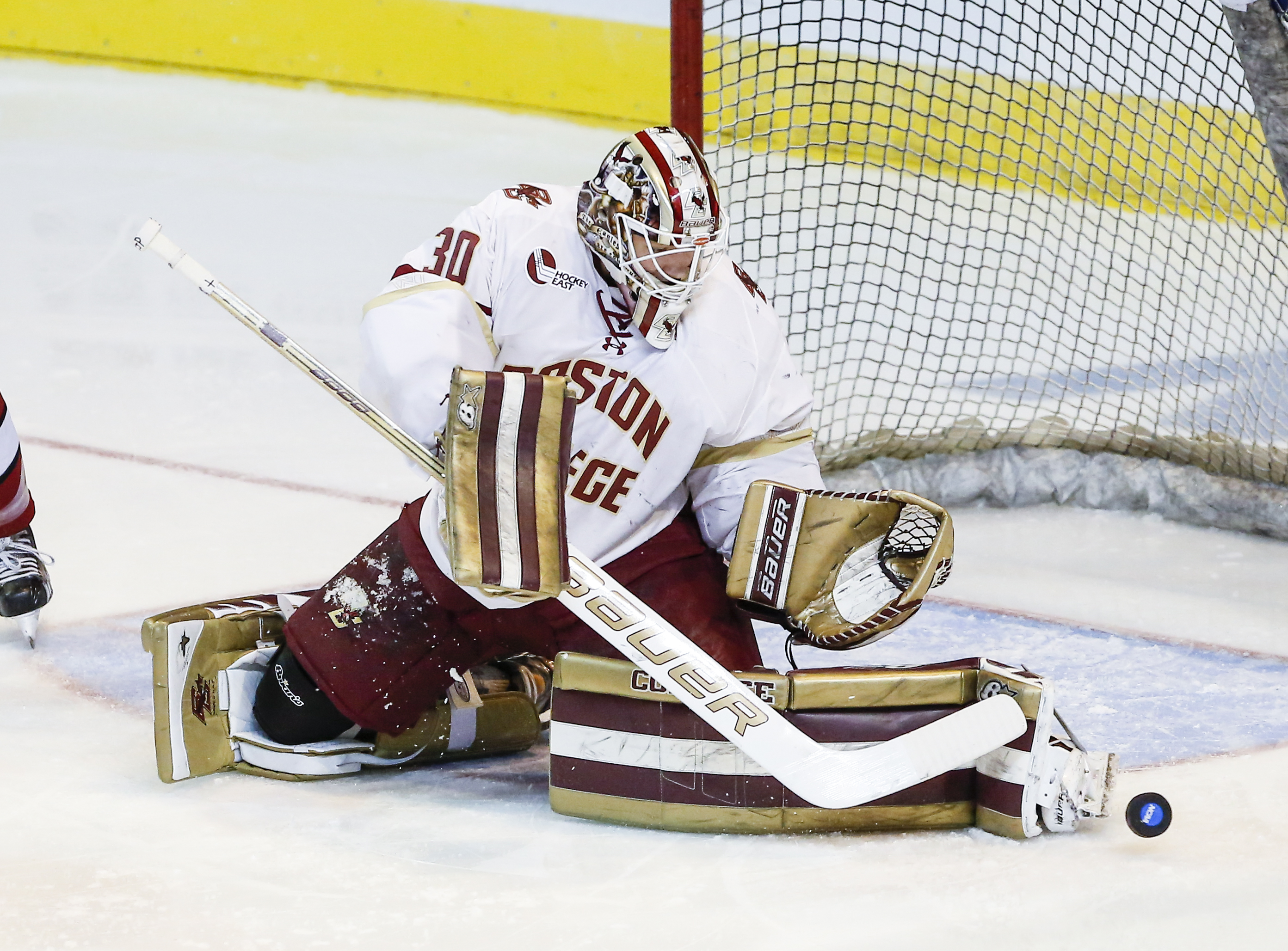NCAA: 2016 Frozen Four - 3 Reasons BC Wins It All - You're Looking At The Main One