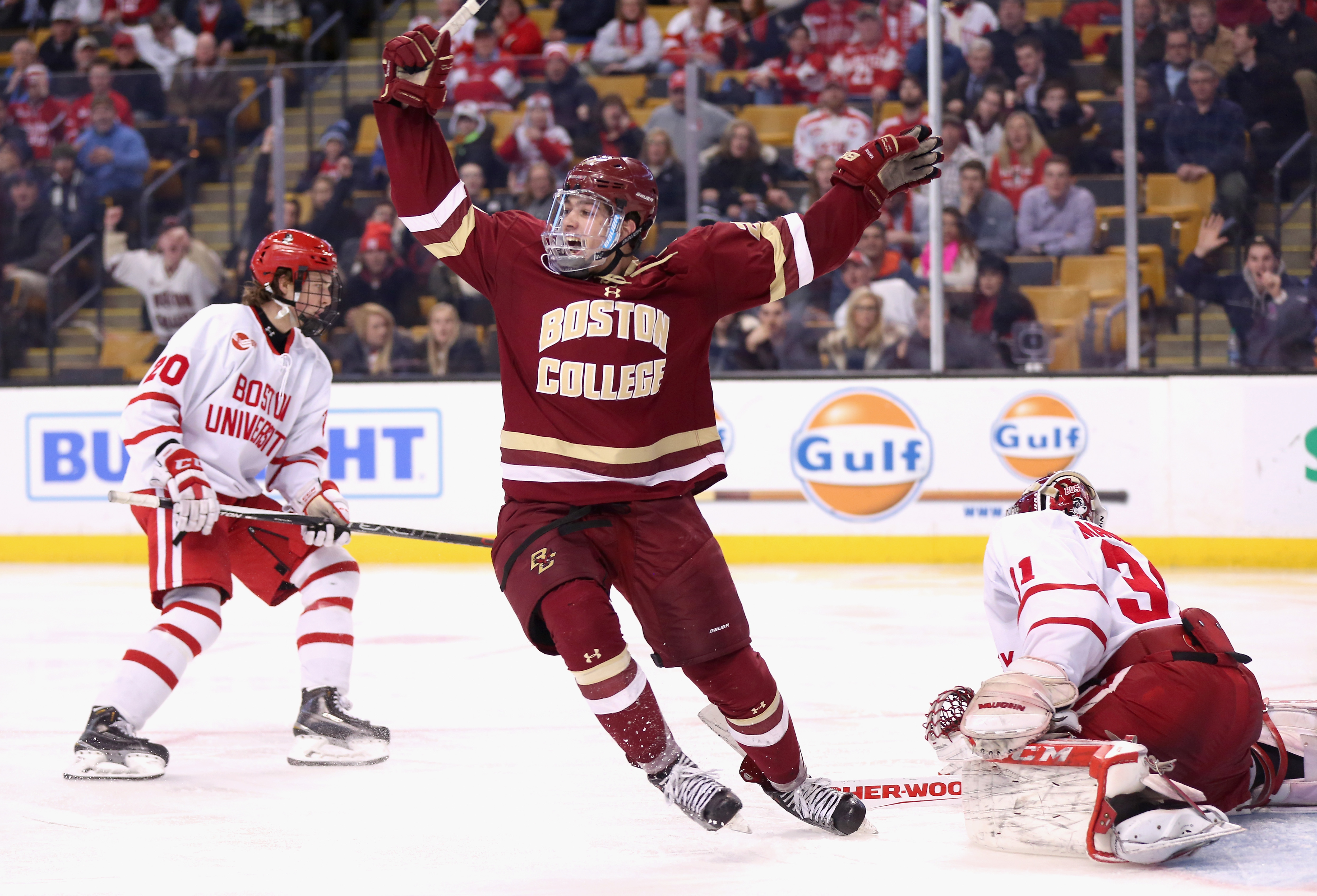 NCAA: Top 100 NHL Prospects - #11-20