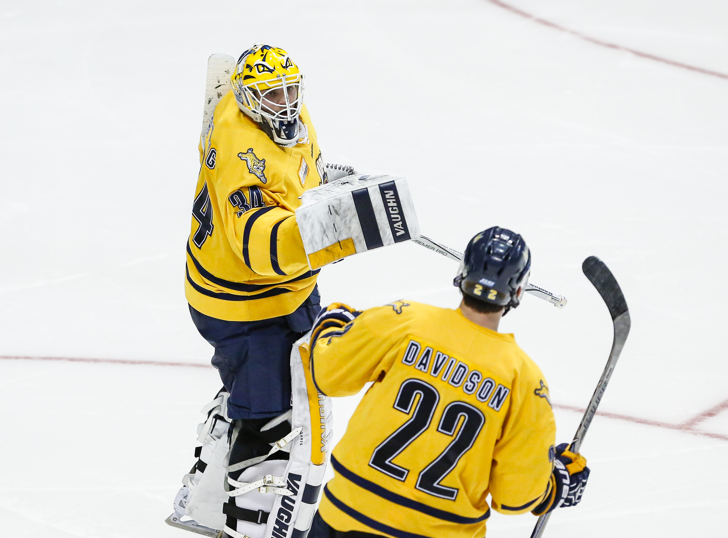 NCAA: Early Lead Pushes QU Into Title Game