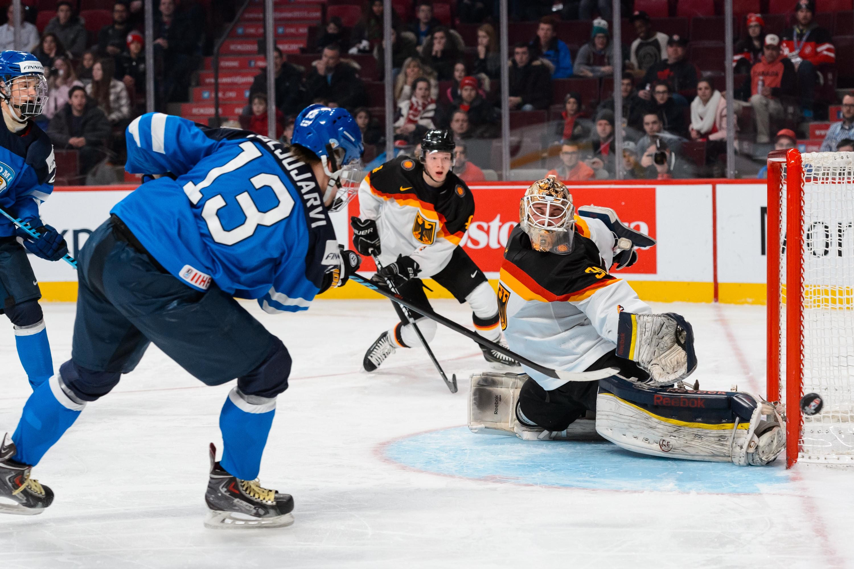 U18 WORLDS: U18s - Finland Stunned By US In Semis
