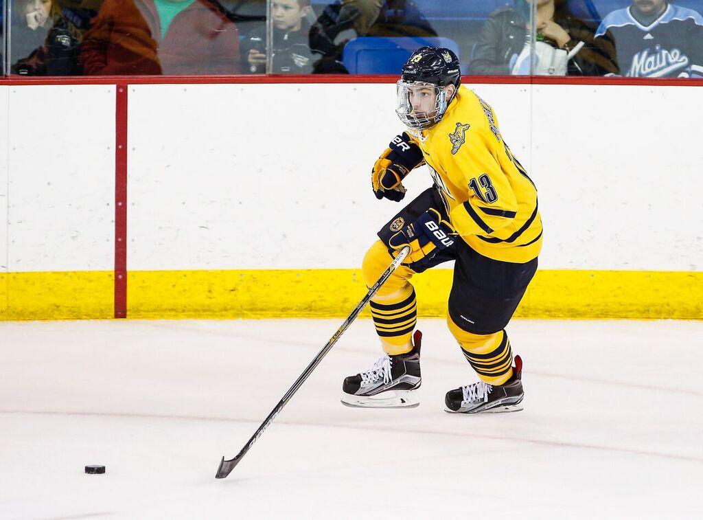 ECAC: 2016 NHL Draft Prospect Profile - Chase Priskie