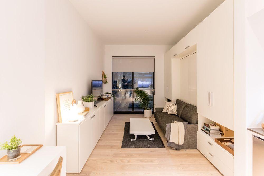 San Francisco Micro Apartments - Curbed SF