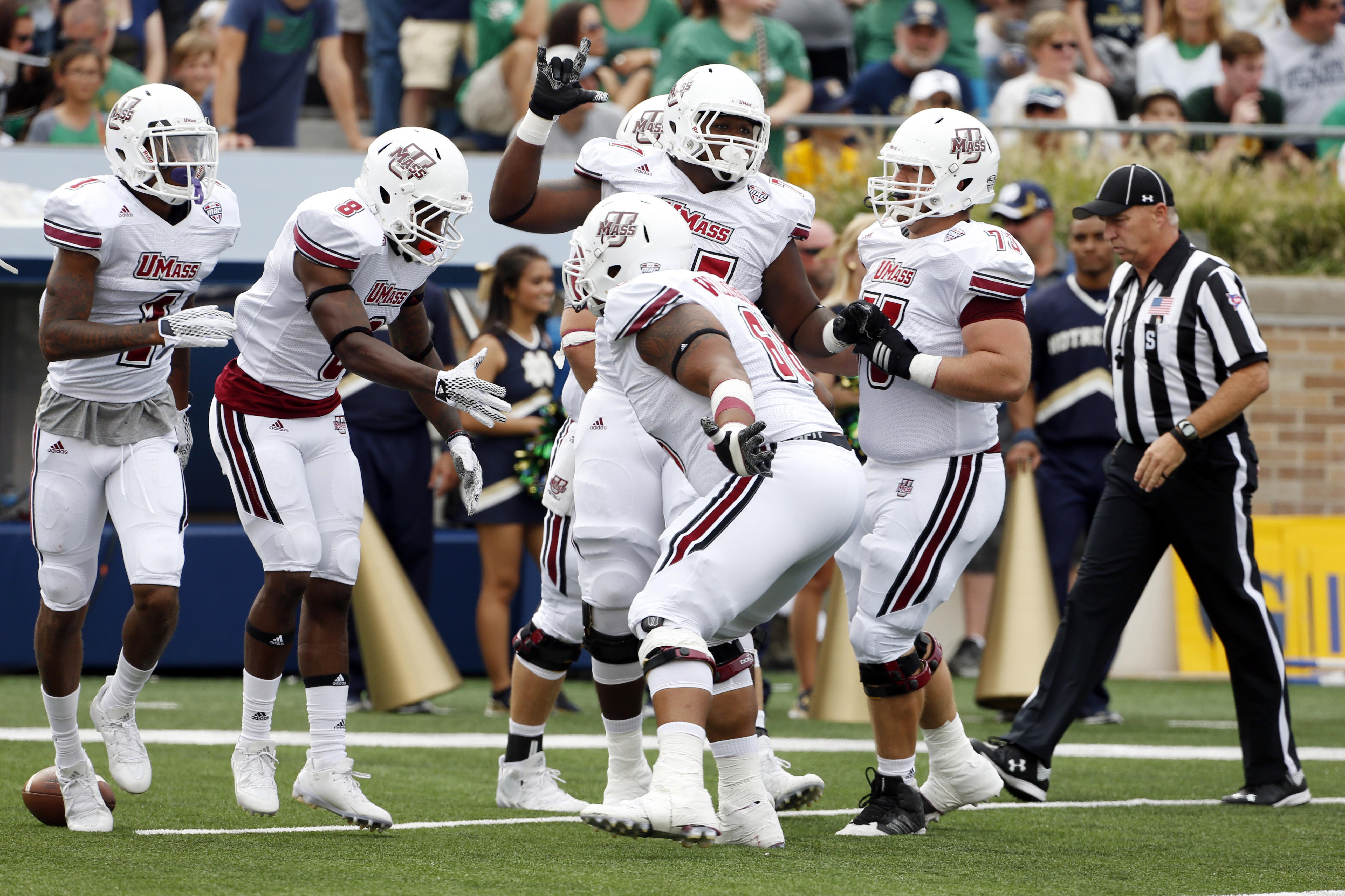3b5b875cacd4 UMass is better-equipped than I thought to survive as a football ...