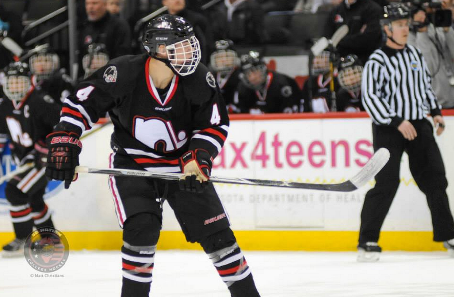 NCHC: Ryan Poehling Accelerates To Join St. Cloud State