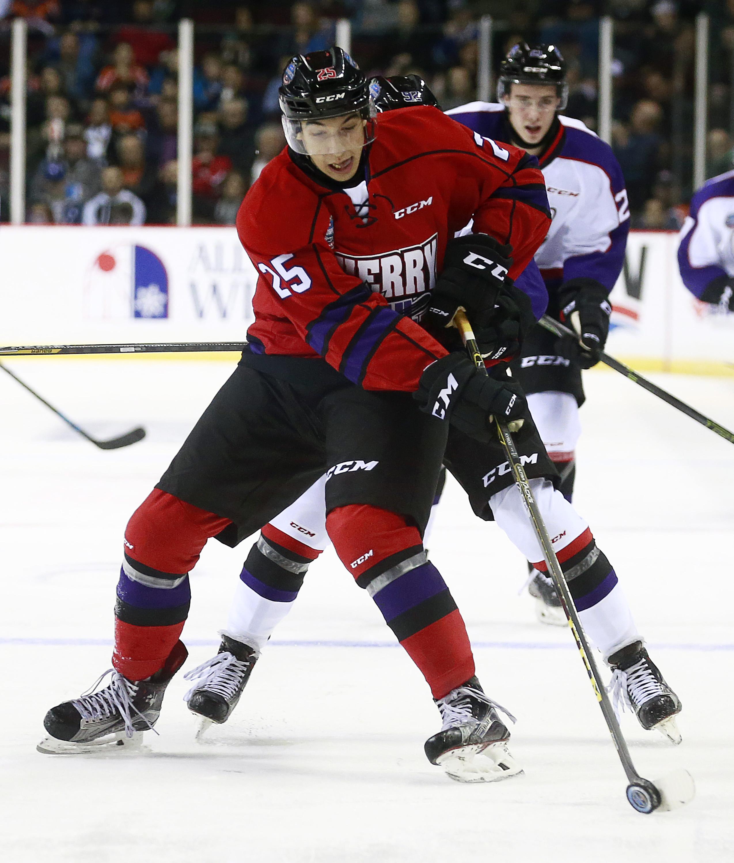 OHL: NHL Draft Profile - Jordan Kyrou