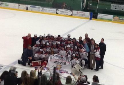 NAHL: Fairbanks Wins League's Robertson Cup
