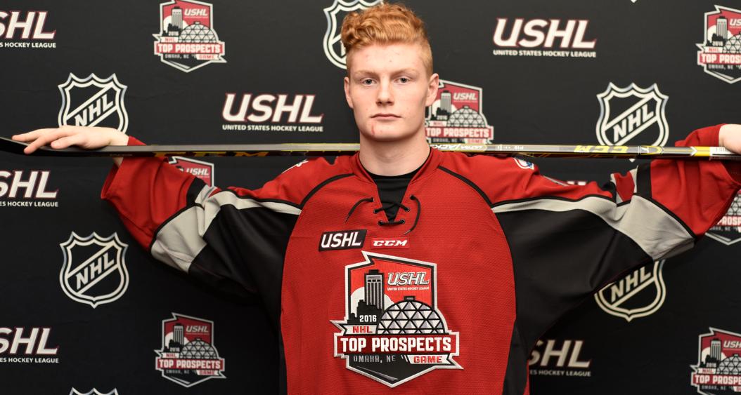 USHL: NHL Draft Profile - Tri-City Storm's Wade Allison