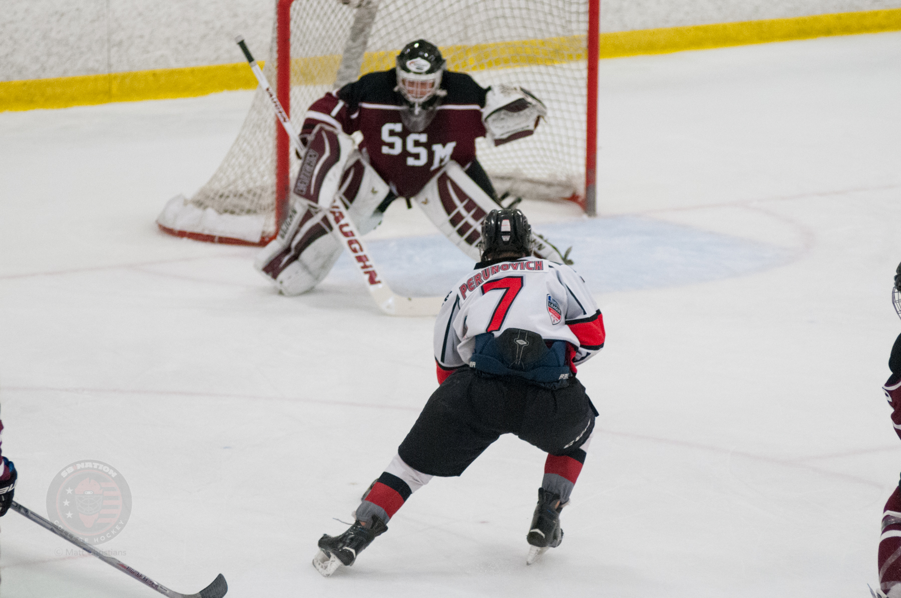 MN H.S.: Draft Profile - Scott Perunovich