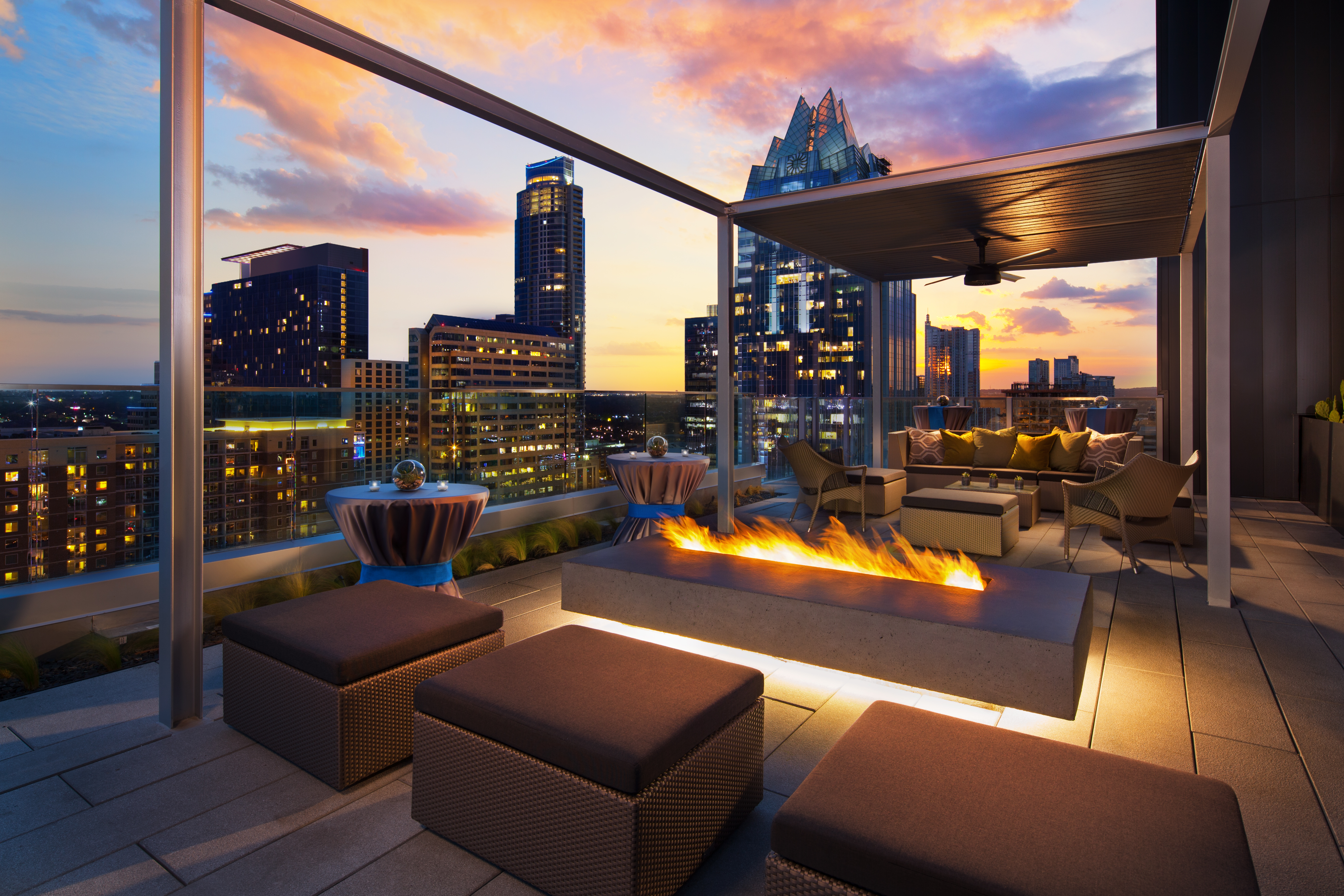 12 Austin Restaurants With Great Views Eater Austin