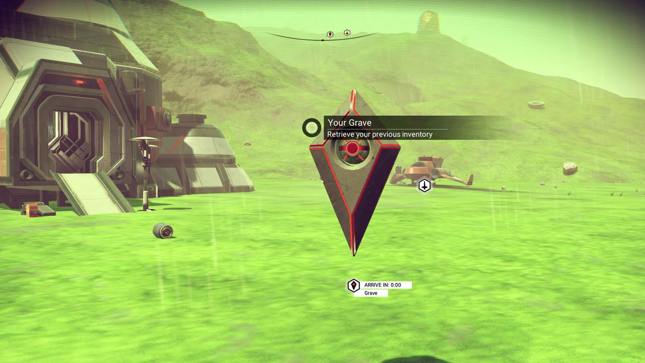 Galactic Craft Finding Titanimum