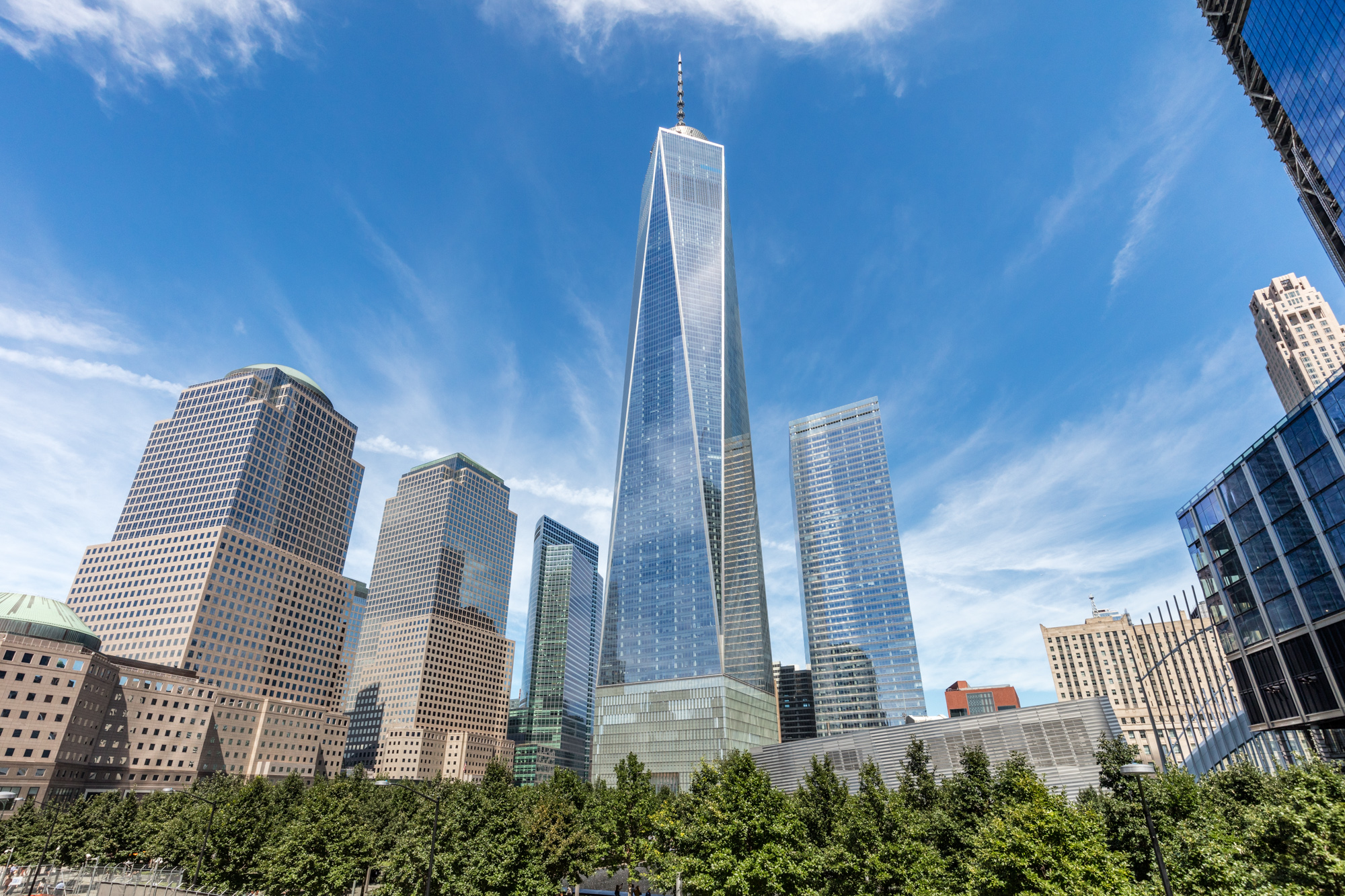 Risultati immagini per One World Trade Center