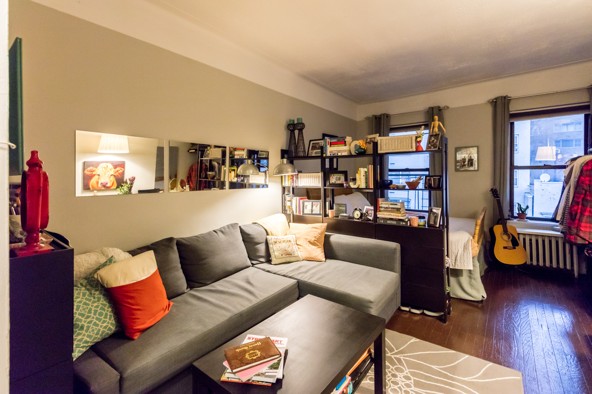 Nyc micro apartments curbed ny for 120 square feet room