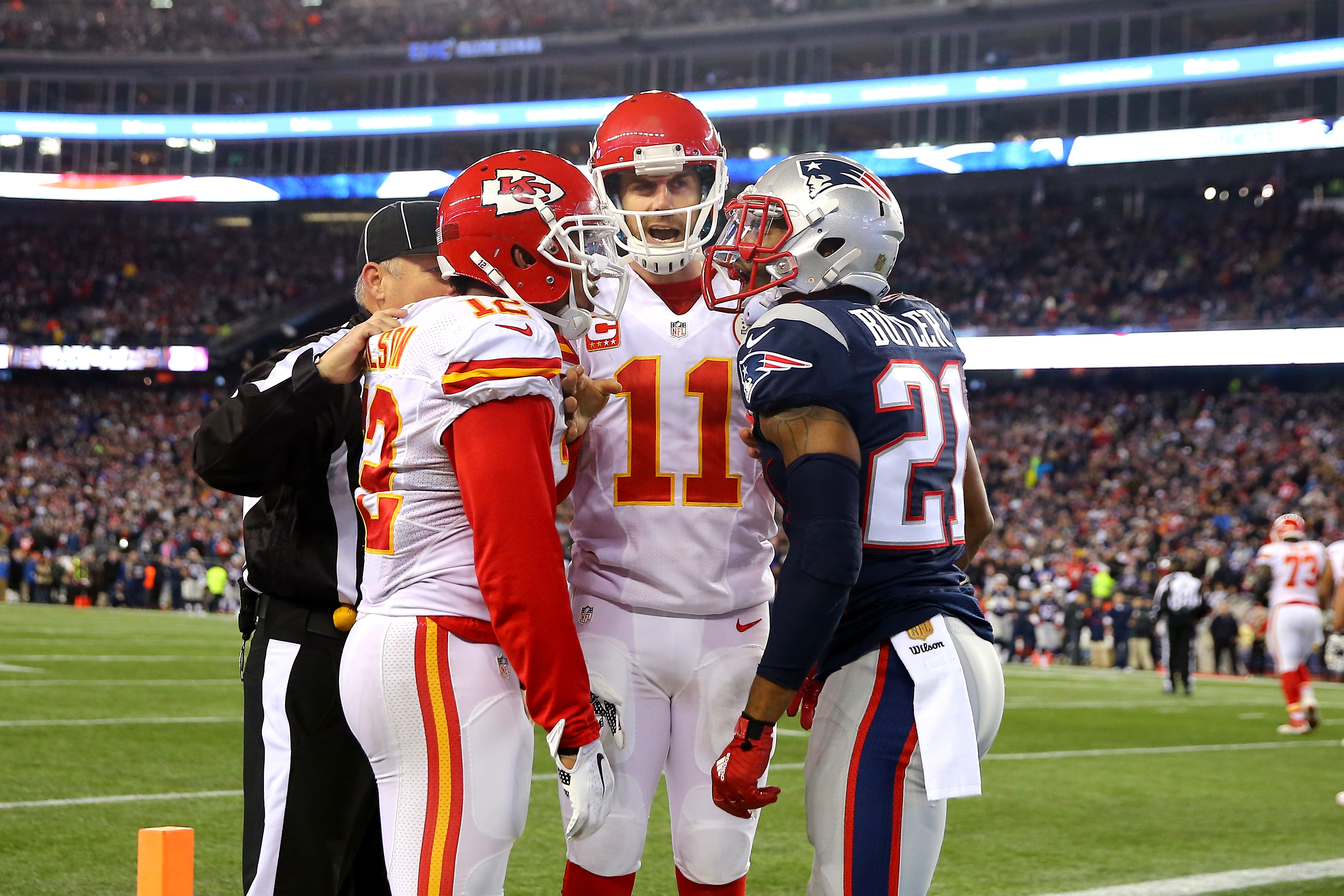 Arrowheadlines: Kansas City Chiefs News 11/26 - Arrowhead Pride