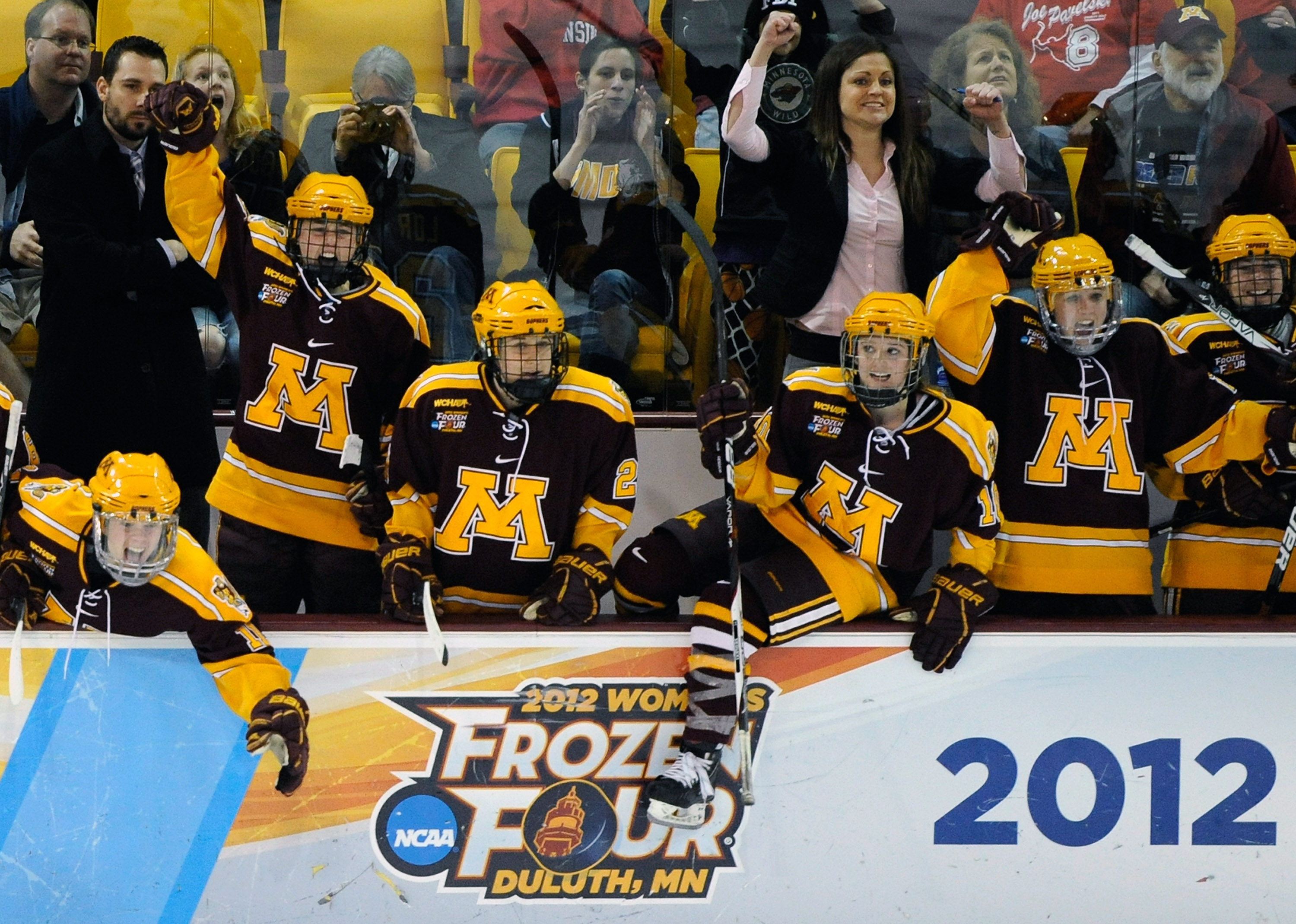 WCHA: Fox Sports North Announces 9-Game Women's TV Schedule