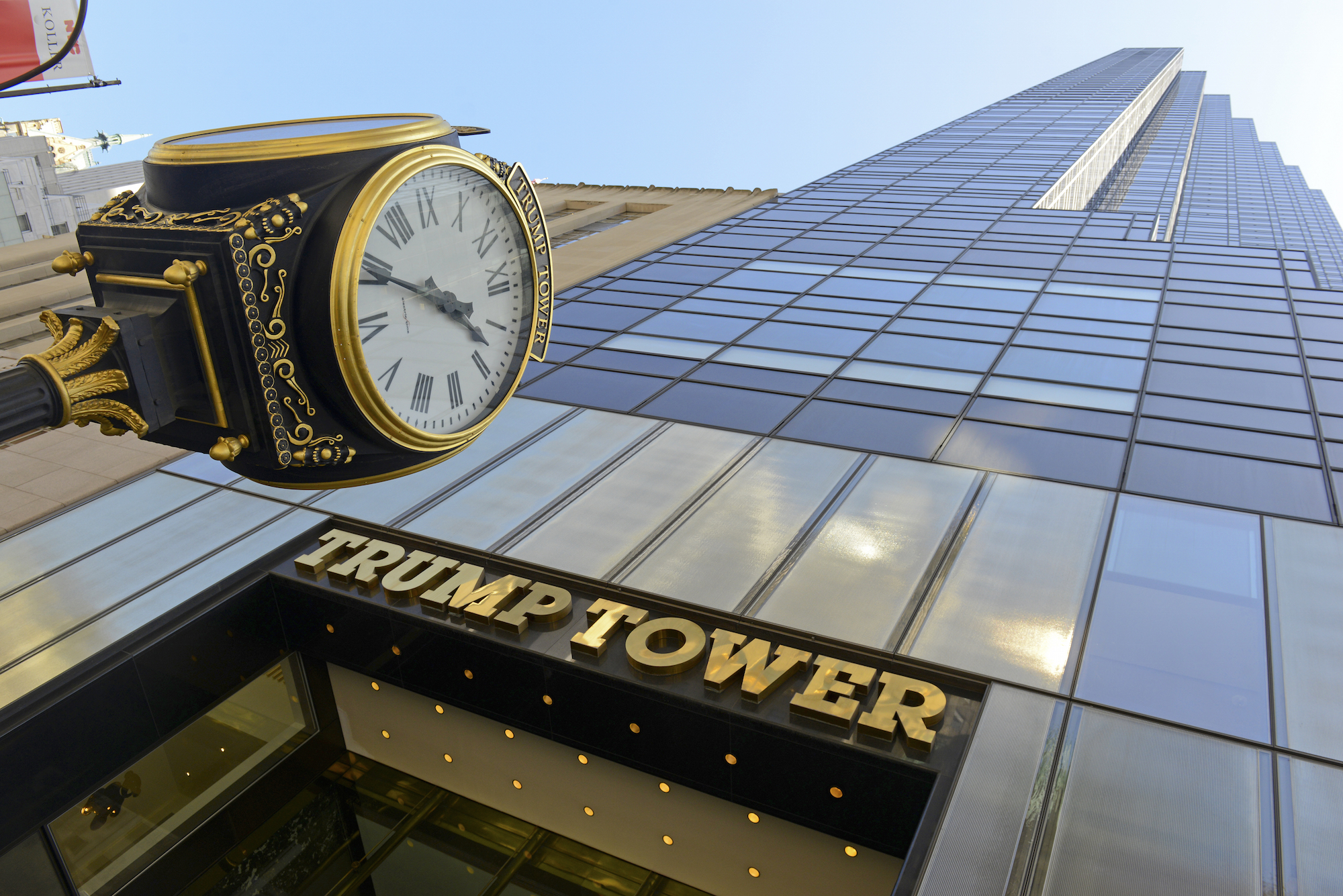 Traffic around Trump Tower will remain awful during the presidential ...