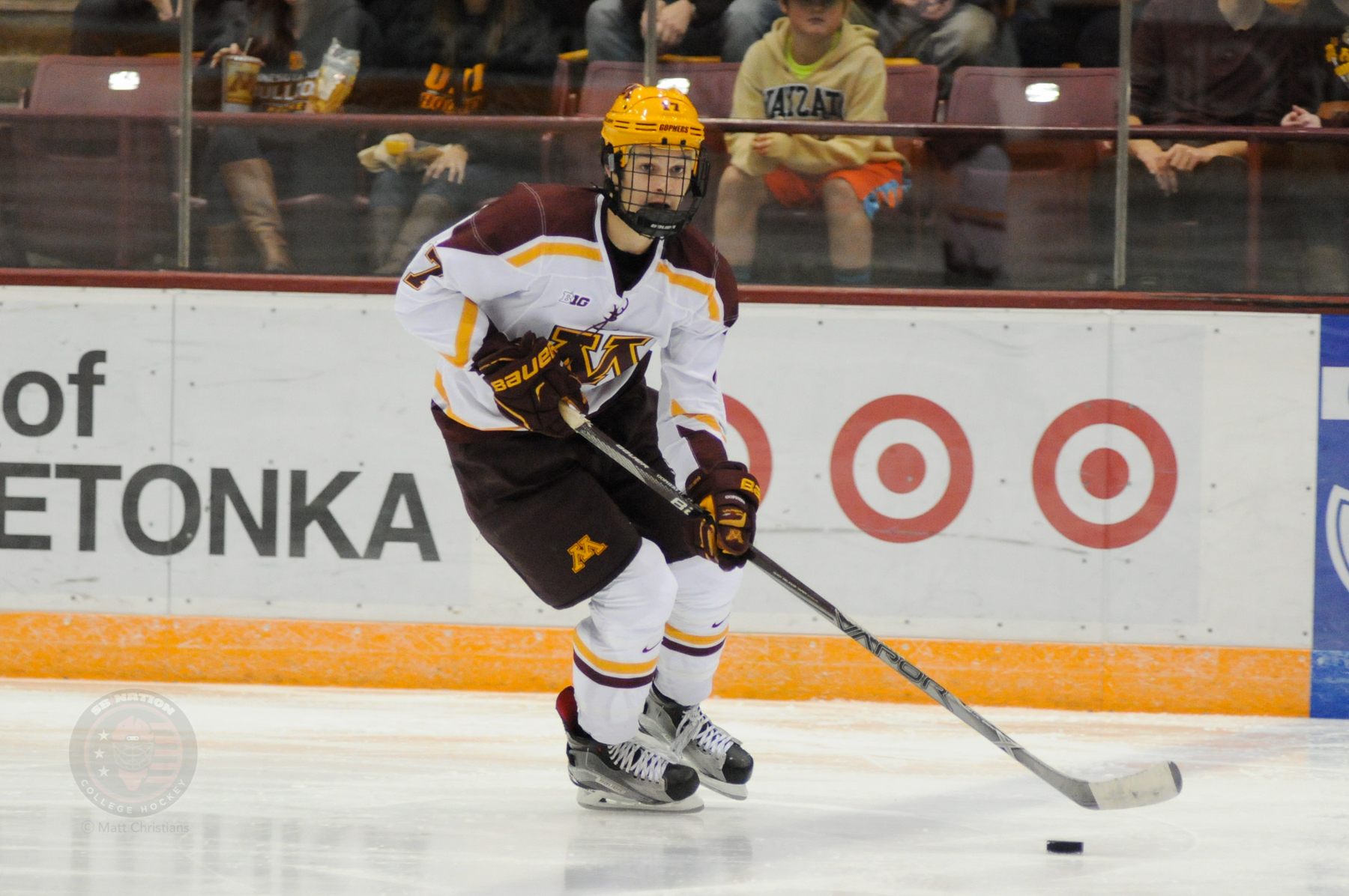 NCAA: Minnesota's Many Brushes With Close Calls