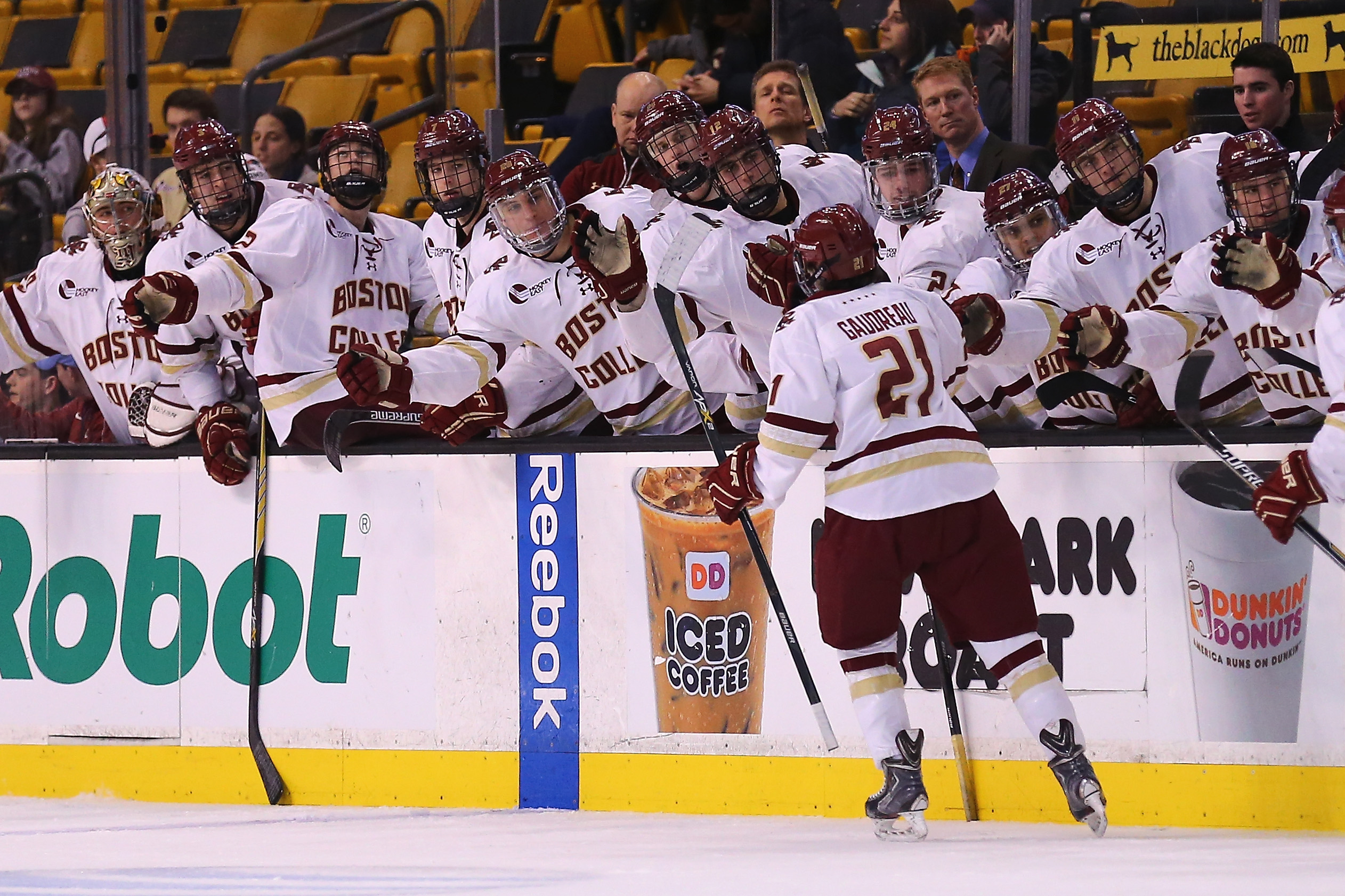 Hockey East: Boston College Chugs Along Without York