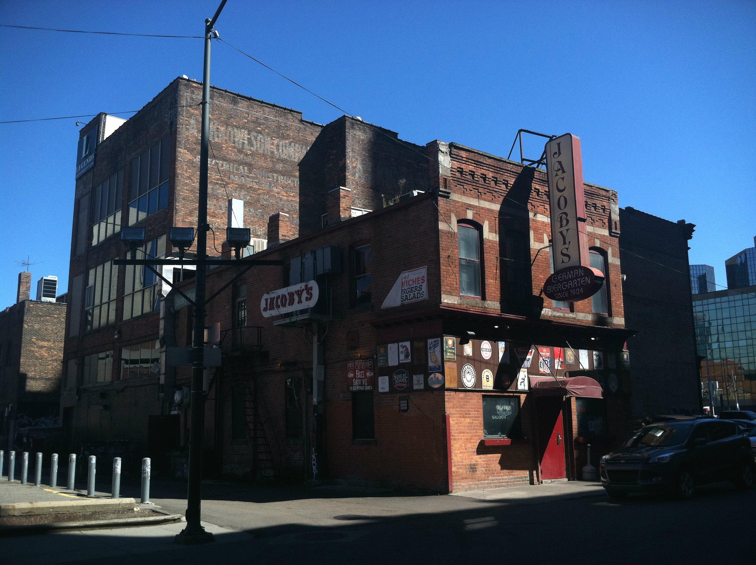 Bbq Restaurants Downtown Detroit