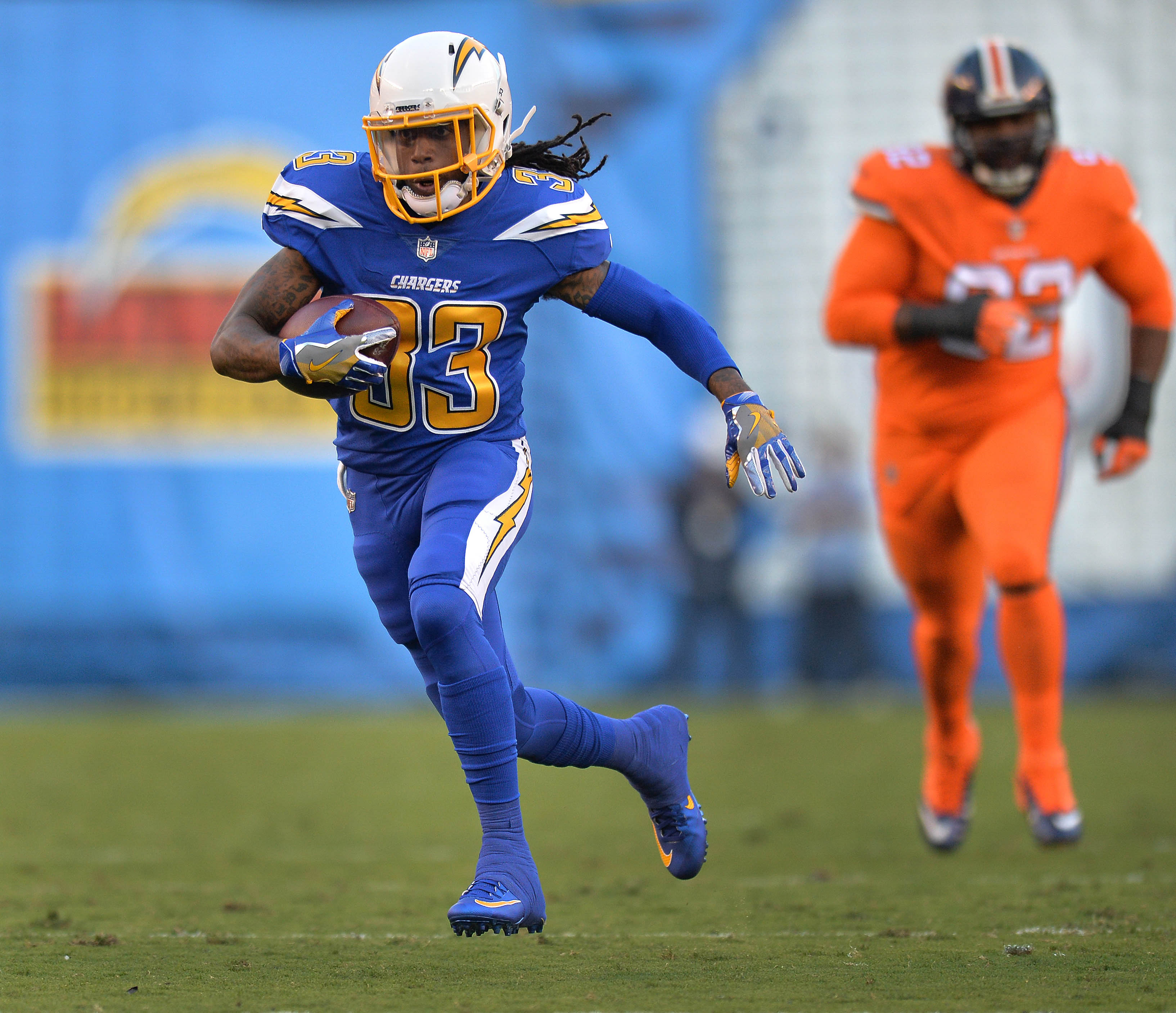 San Diego Chargers Future Opponents: Chargers By The (Jersey) Numbers: #23