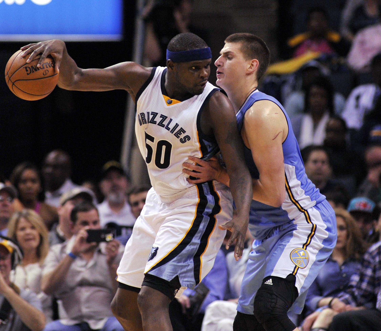 Memphis Vs. Errrbody: Memphis Grizzlies Vs. Golden State