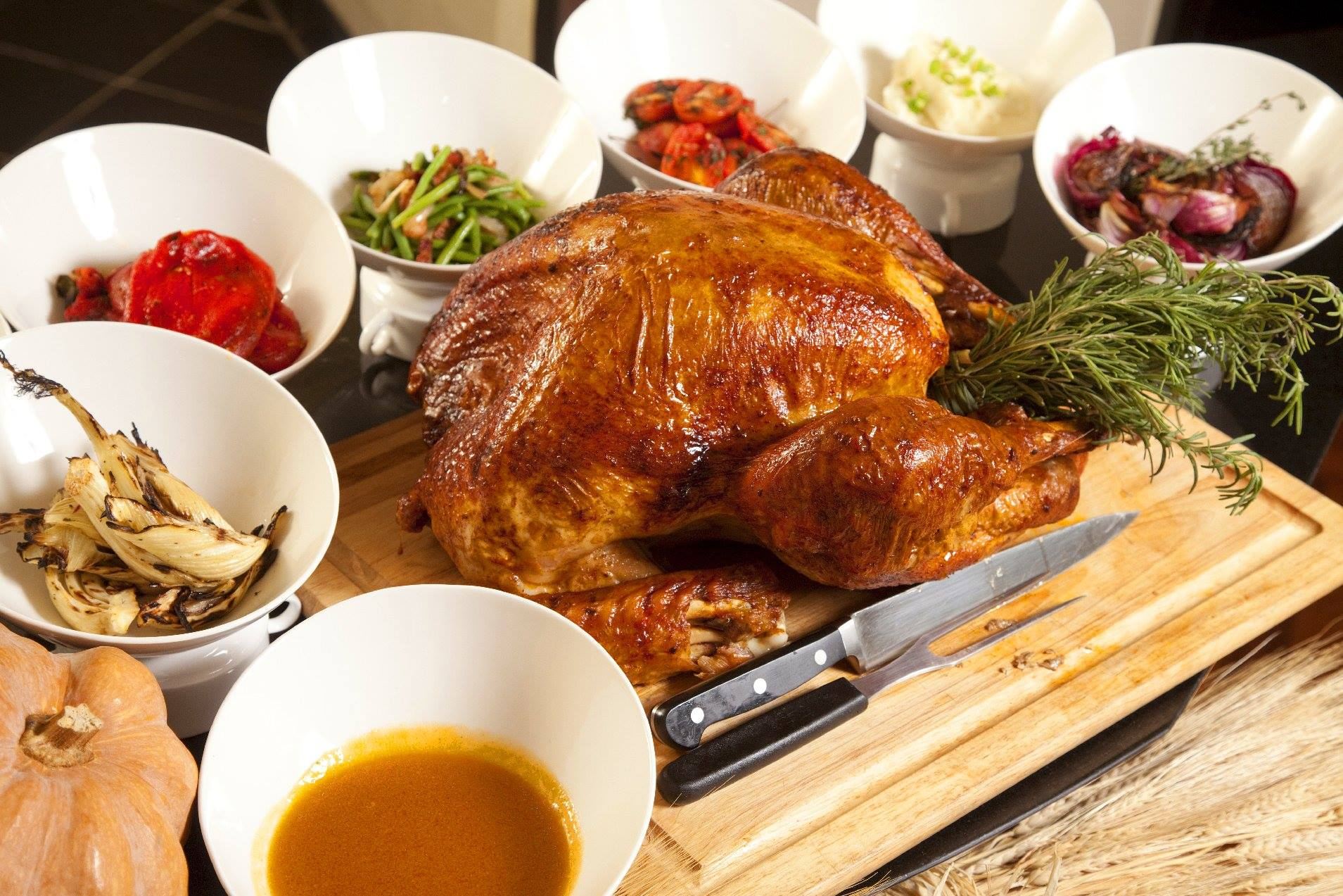 Where to eat at reagan national airport dca eater dc for What to serve for thanksgiving lunch