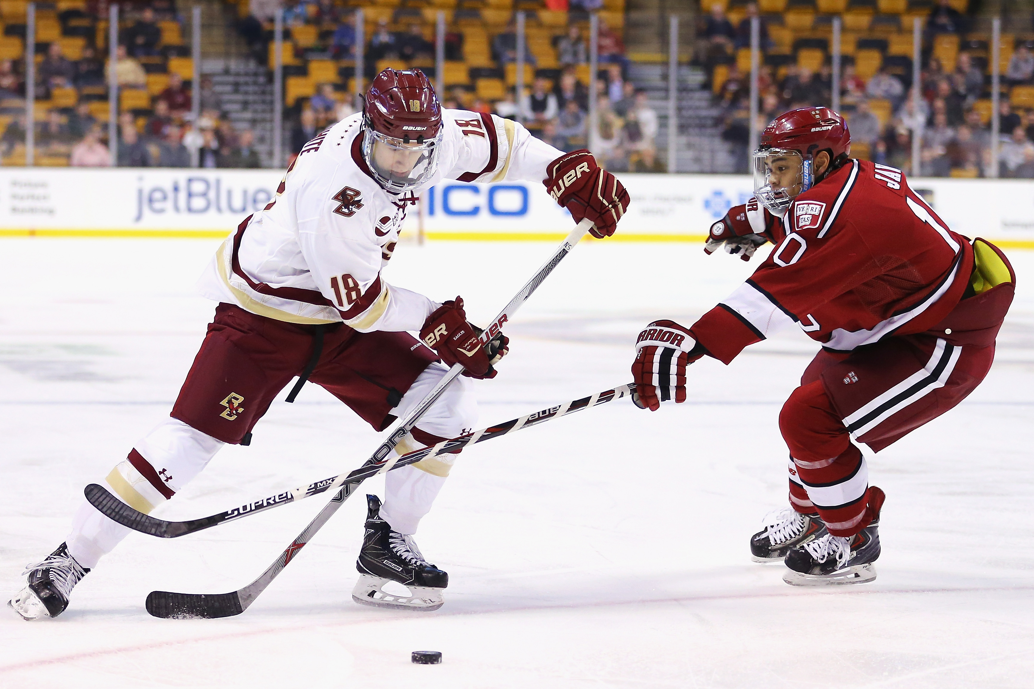 NCAA: Boston College Hockey Vs. Harvard - Q&A With The Crimson's Jake Meagher