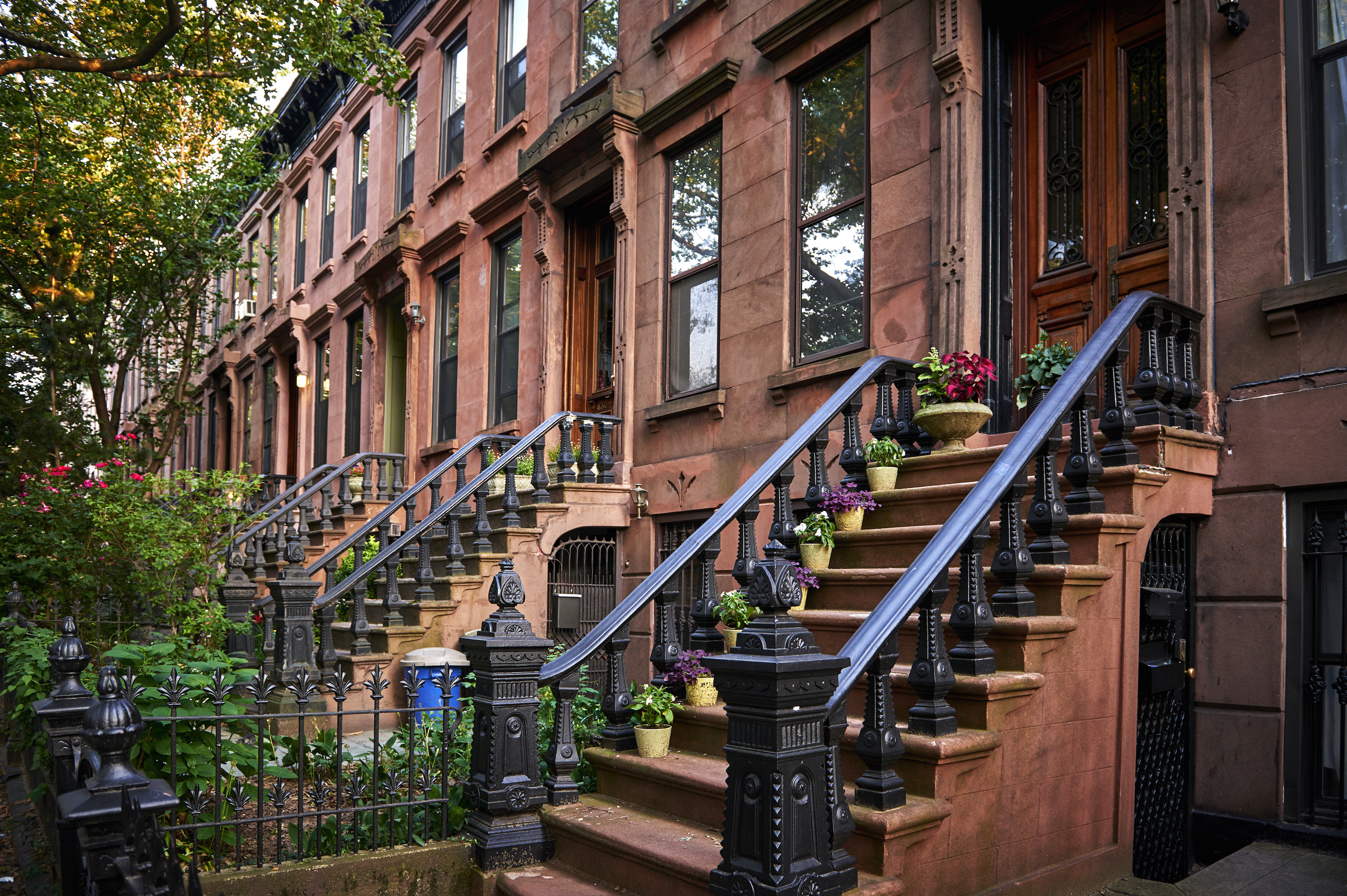 Forthcoming fort greene buildings feared by neighbors get for New york city brownstone for sale