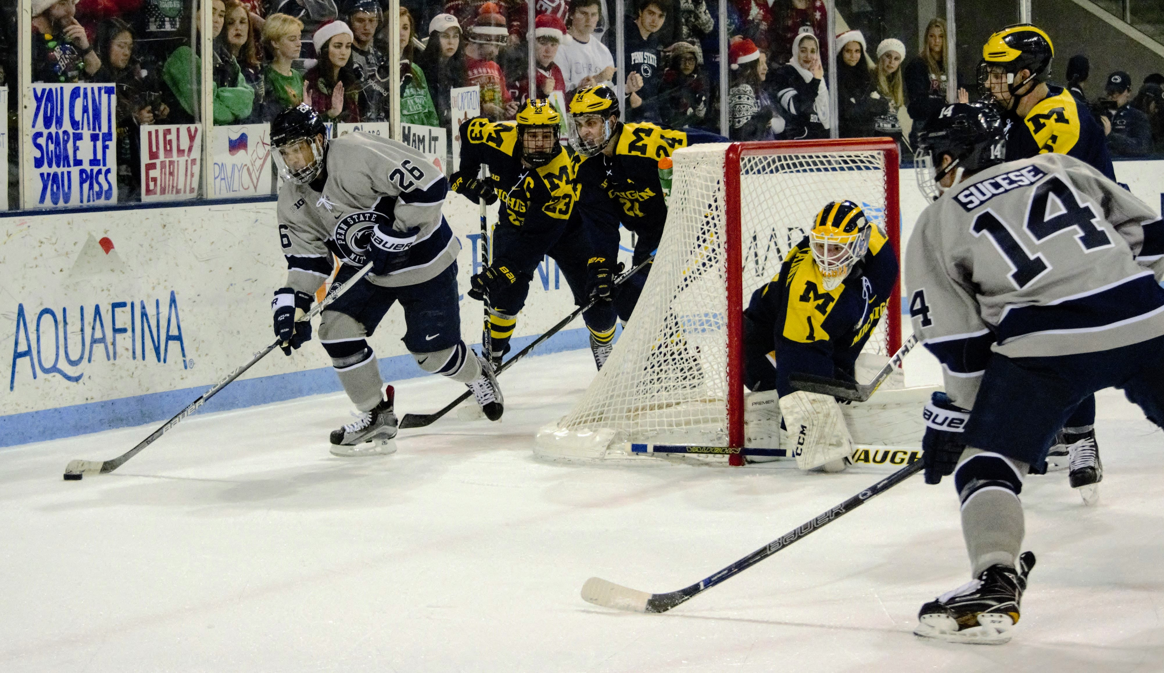 BIG10: Why We Are Not Reporting PSU Hockey's Highest-Ever Voter Poll Rankings