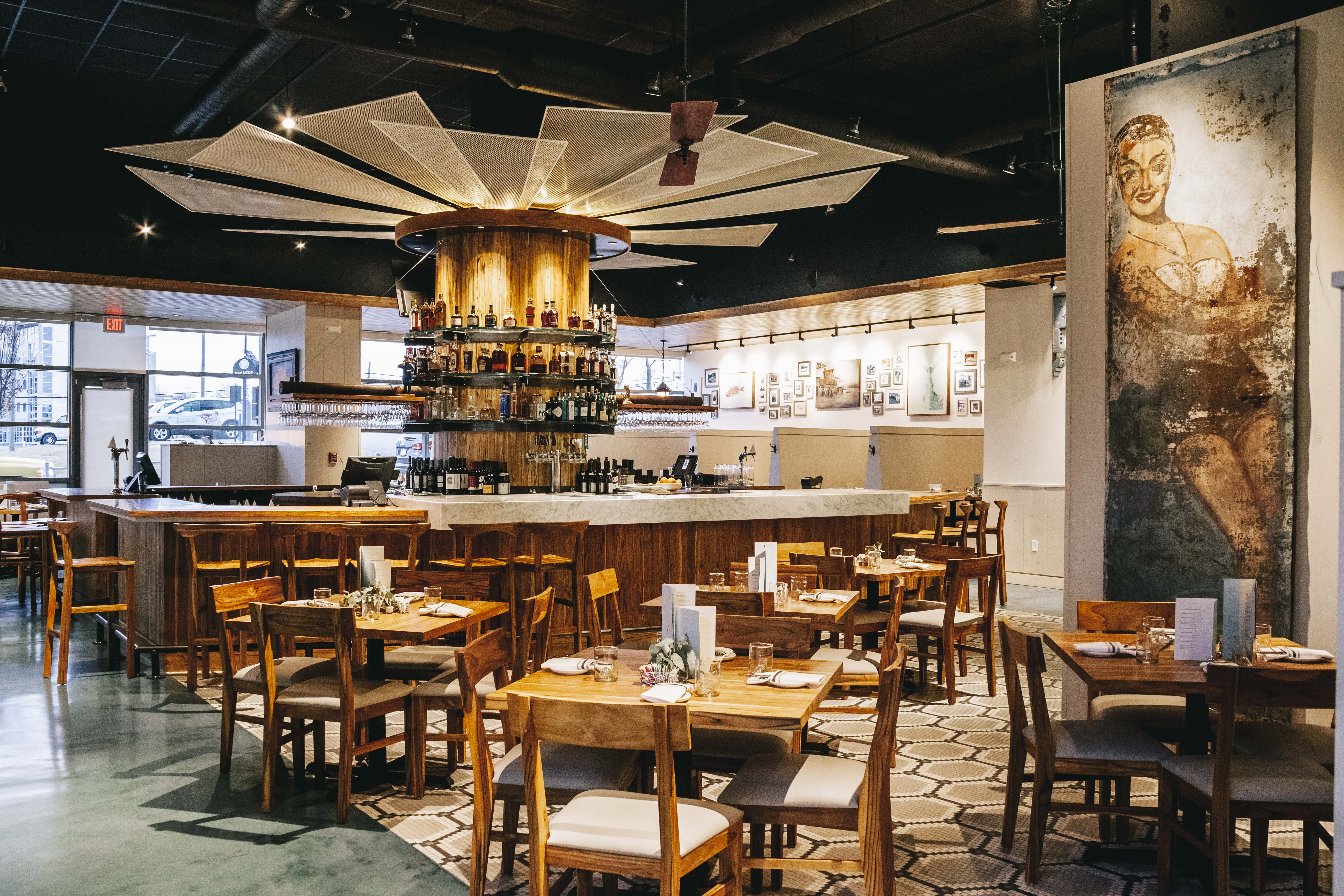 Barcelona wine bar is bringing spanish tapas to the