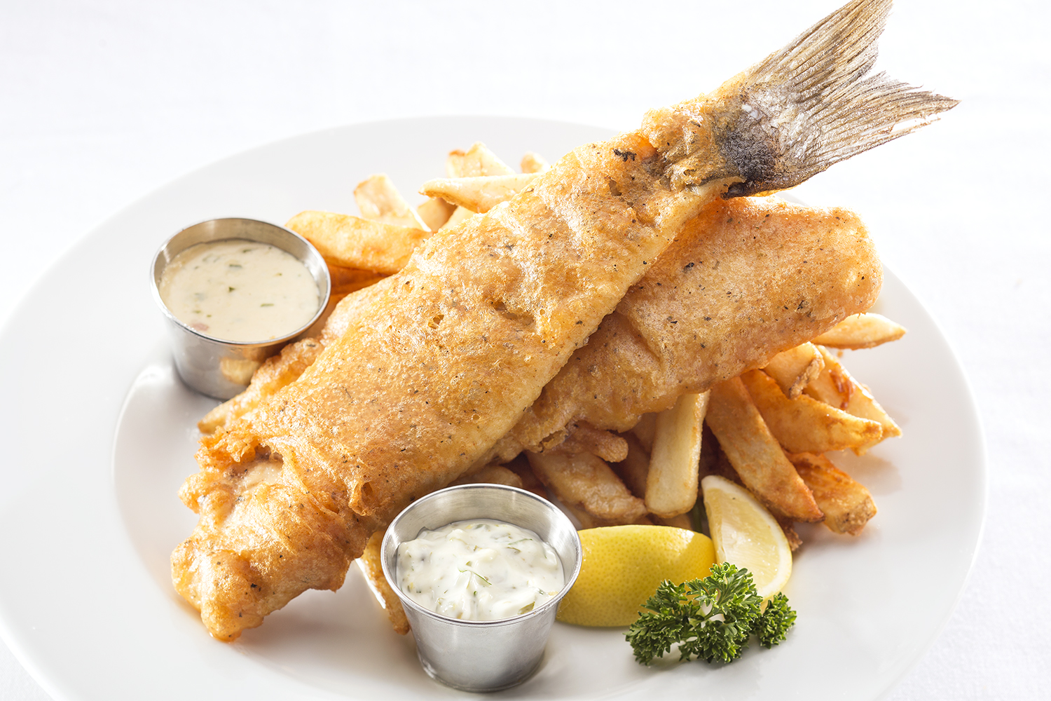 Where to find the best fish and chips in las vegas eater for Fish and more